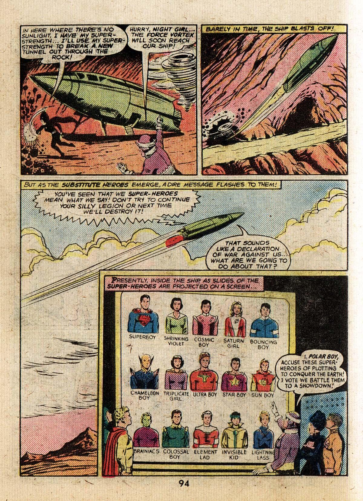 Read online Adventure Comics (1938) comic -  Issue #500 - 94