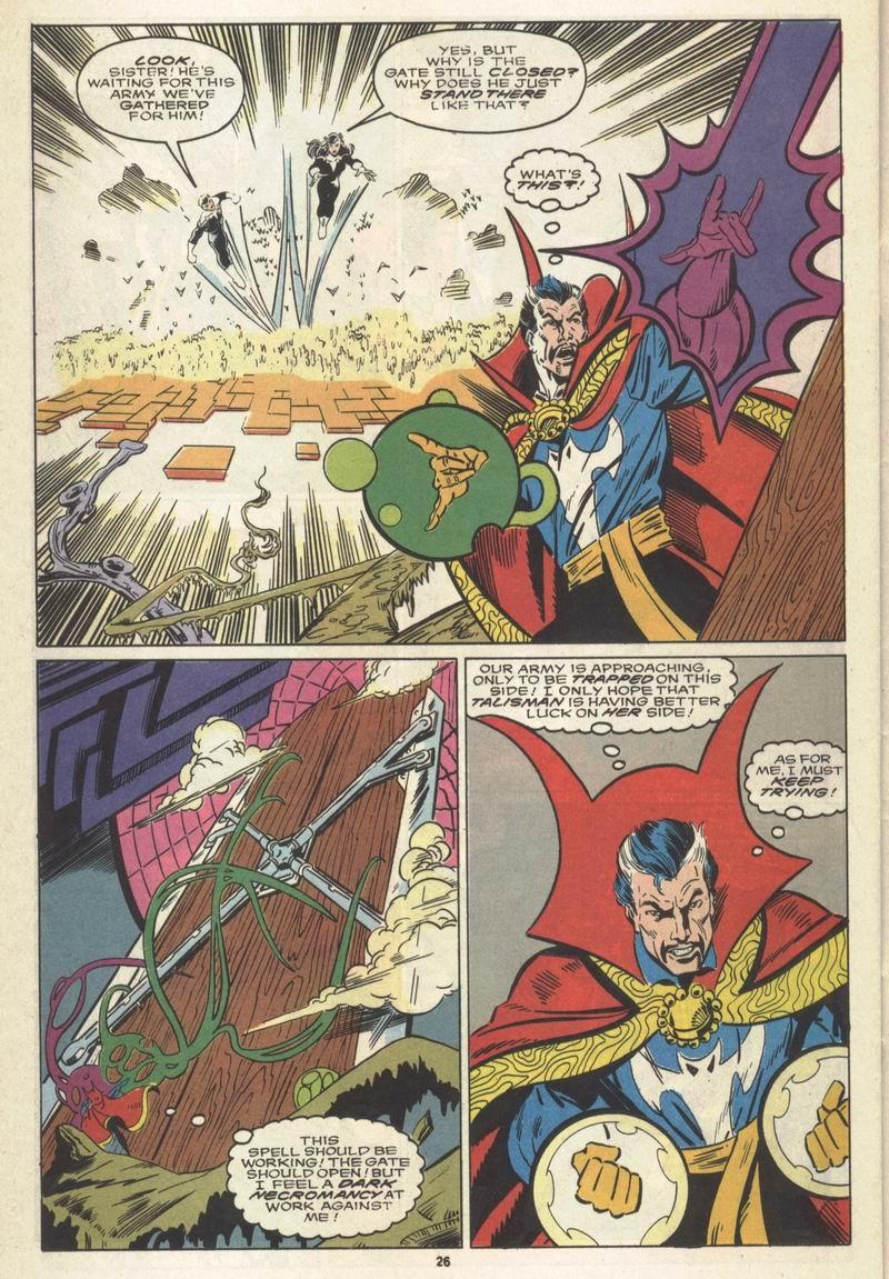 Read online Alpha Flight (1983) comic -  Issue #86 - 21