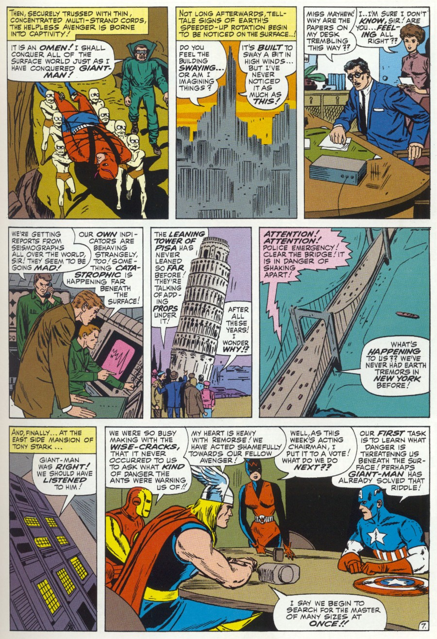 The Avengers (1963) 12 Page 7