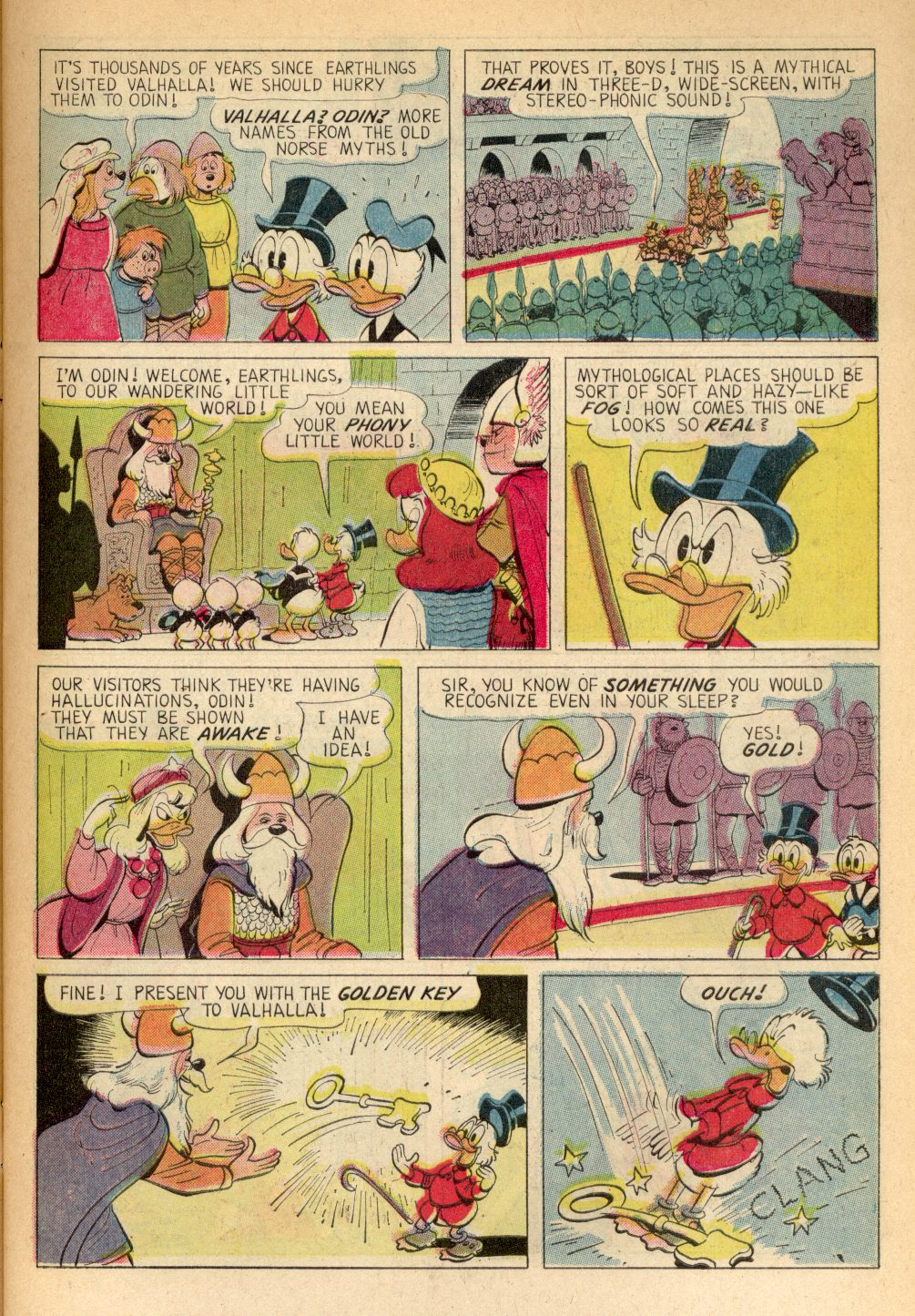 Read online Uncle Scrooge (1953) comic -  Issue #82 - 7