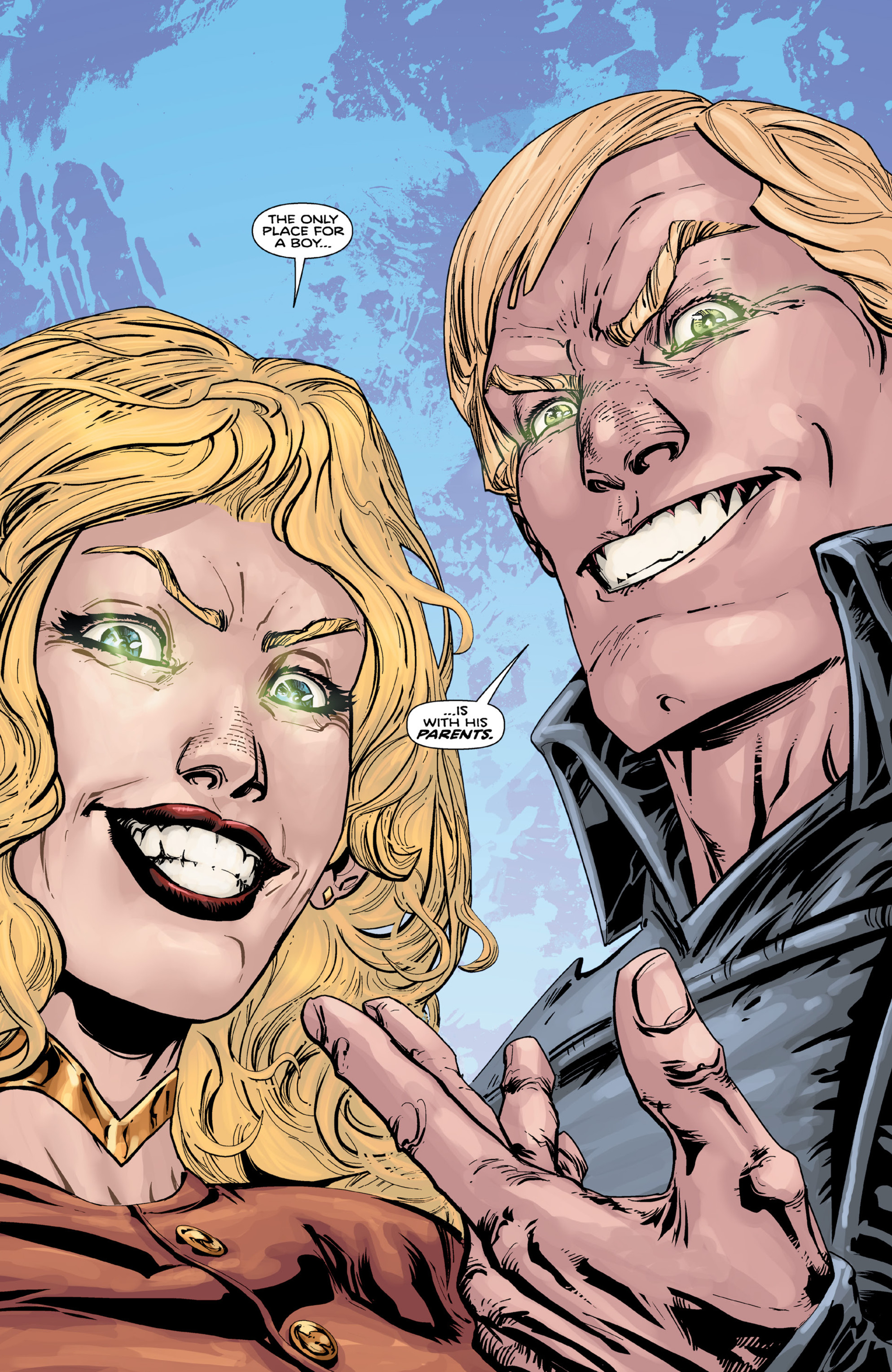 Read online Brain Boy:  The Men from G.E.S.T.A.L.T. comic -  Issue # TPB - 101
