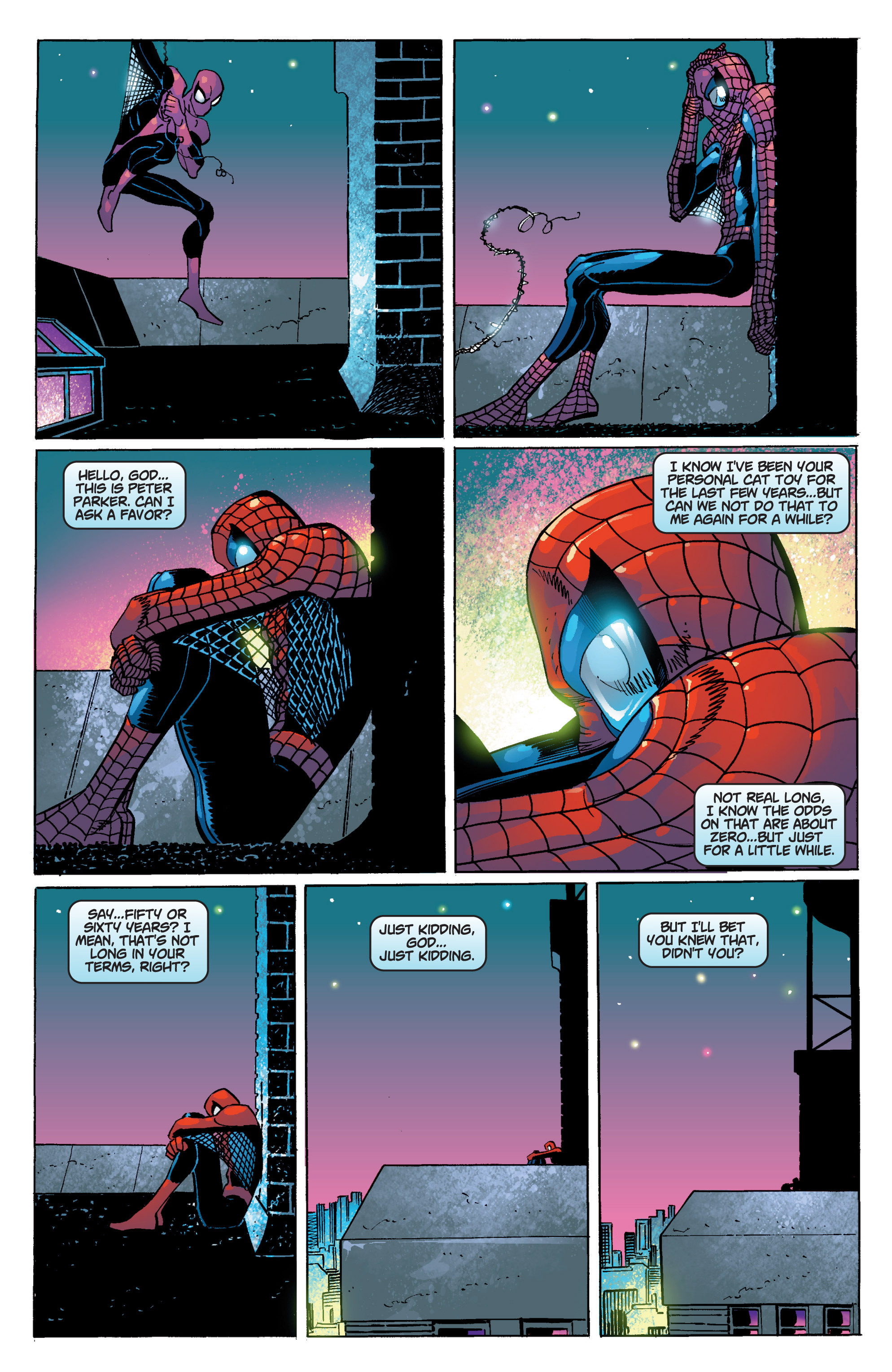 The Amazing Spider-Man (1999) 35 Page 16