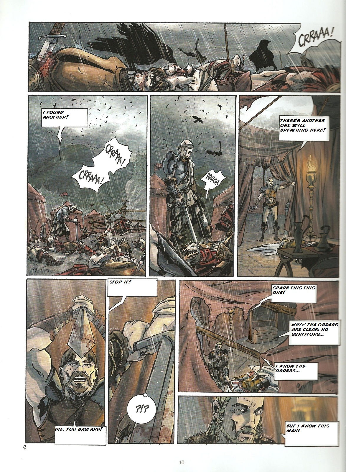 Read online Assassin's Creed (2009) comic -  Issue #2 - 10