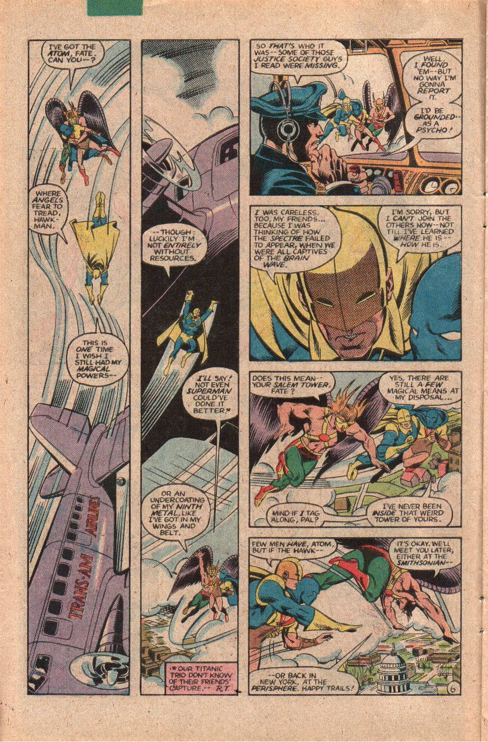 Read online All-Star Squadron comic -  Issue #23 - 10