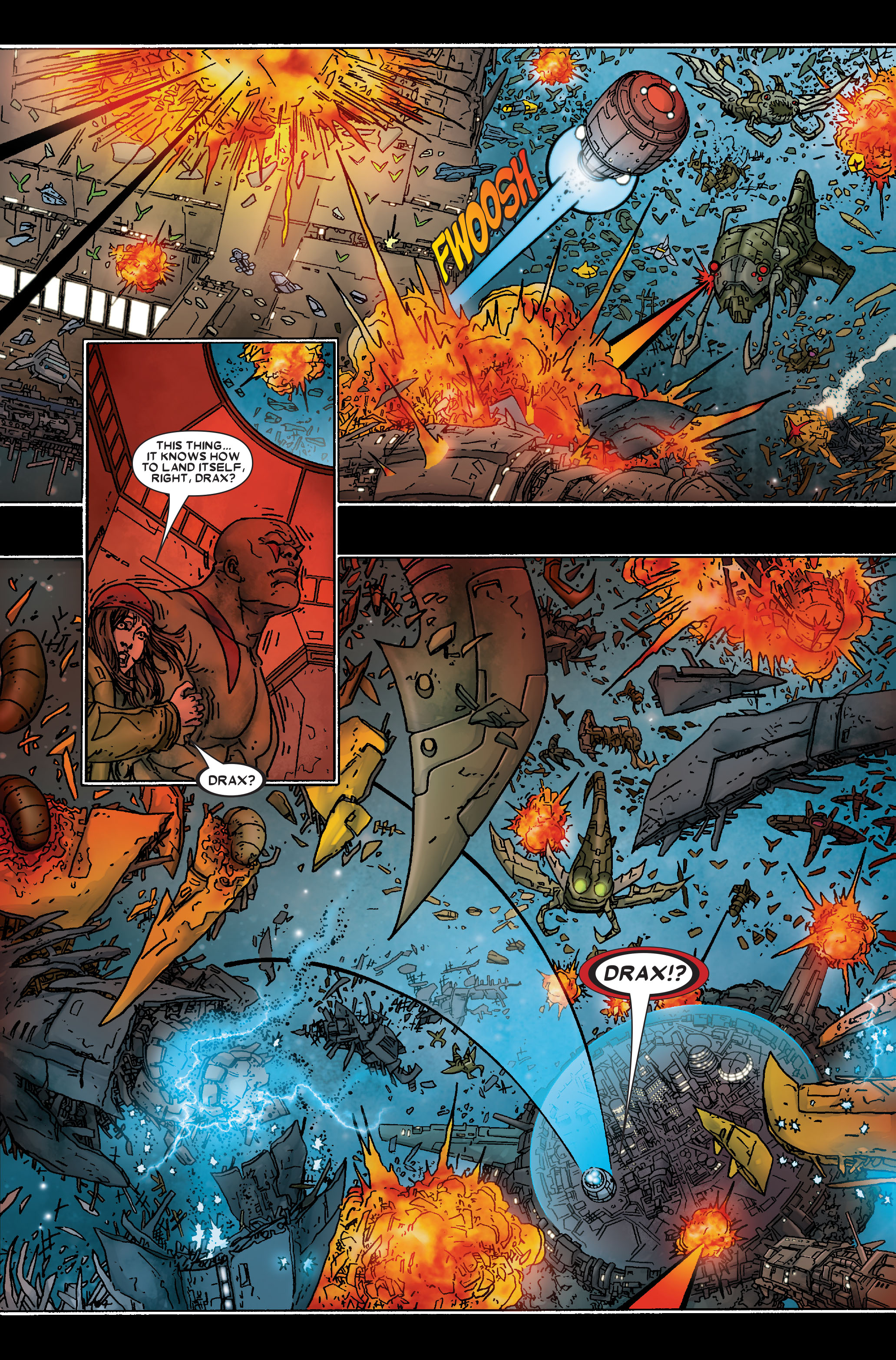 Read online Annihilation: Prologue comic -  Issue #Annihilation: Prologue Full - 21
