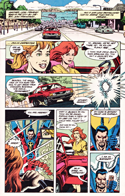 Read online Secret Defenders comic -  Issue #20 - 10
