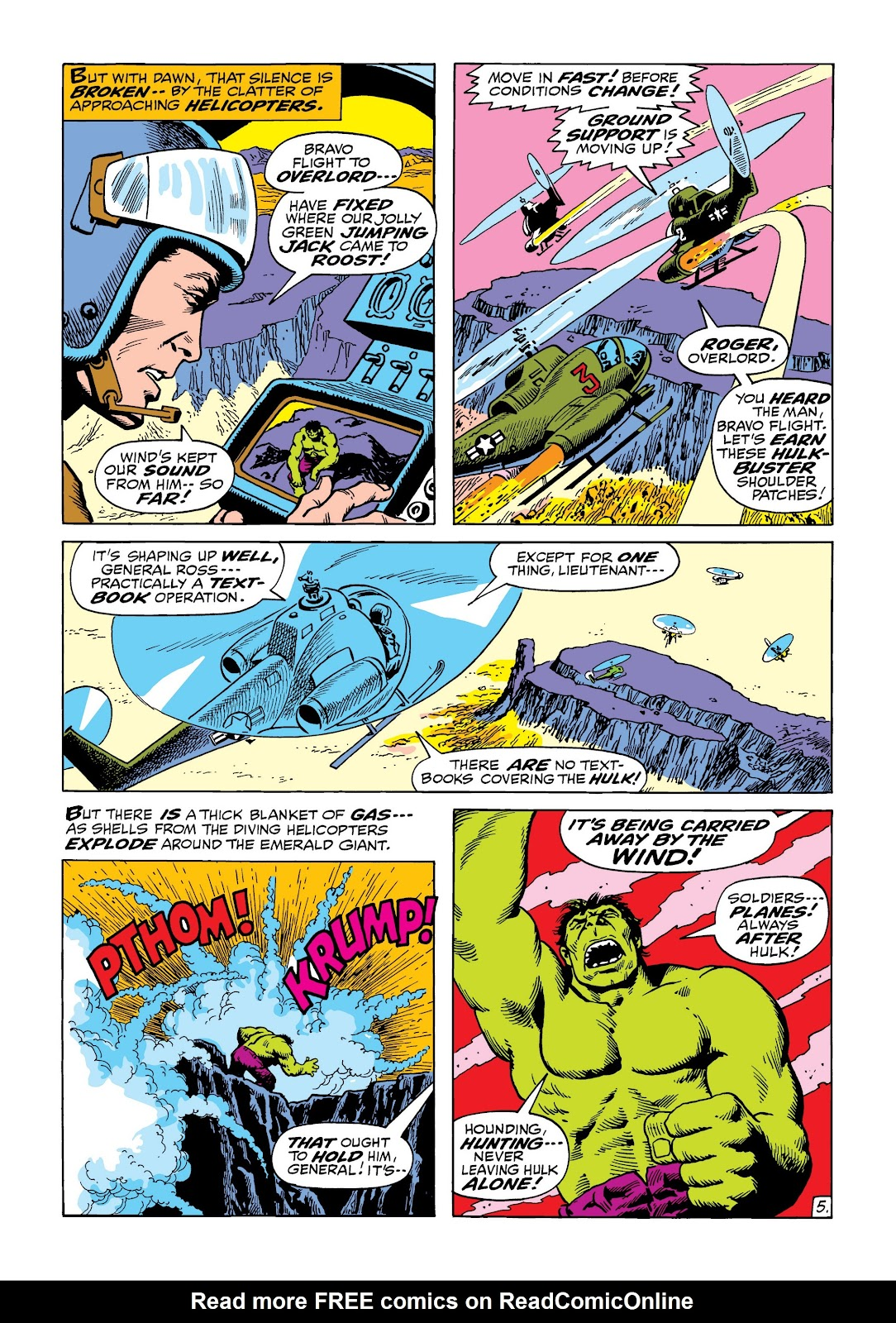 Read online Marvel Masterworks: The Incredible Hulk comic -  Issue # TPB 8 (Part 2) - 35