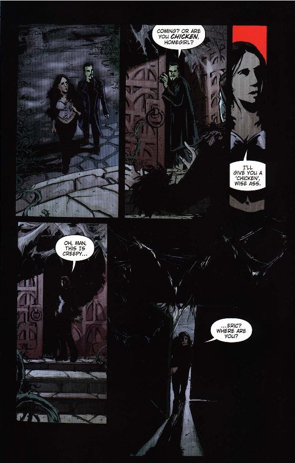 Read online Vampire the Masquerade comic -  Issue # Nosferatu - 23