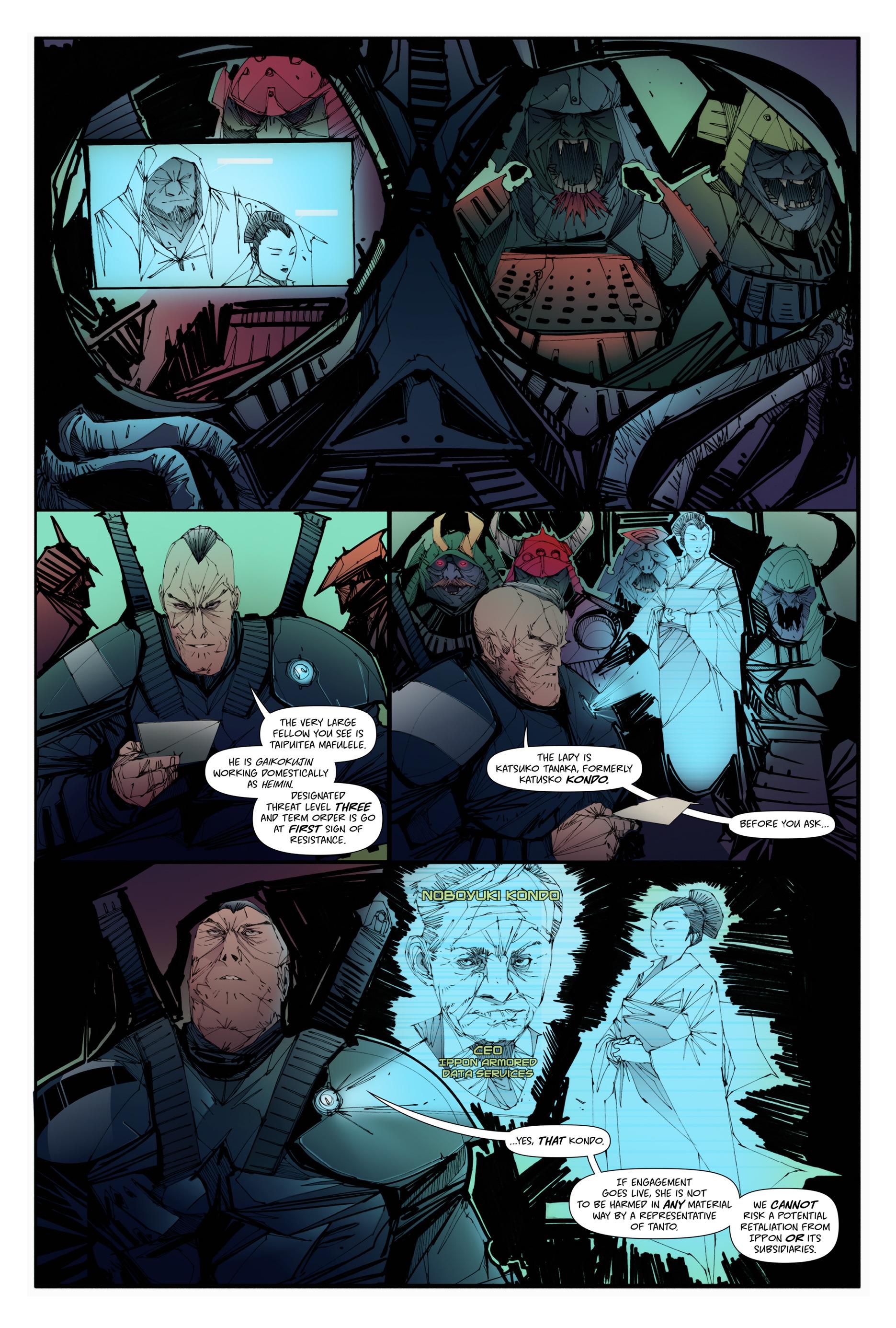 Read online Scrimshaw comic -  Issue #3 - 16
