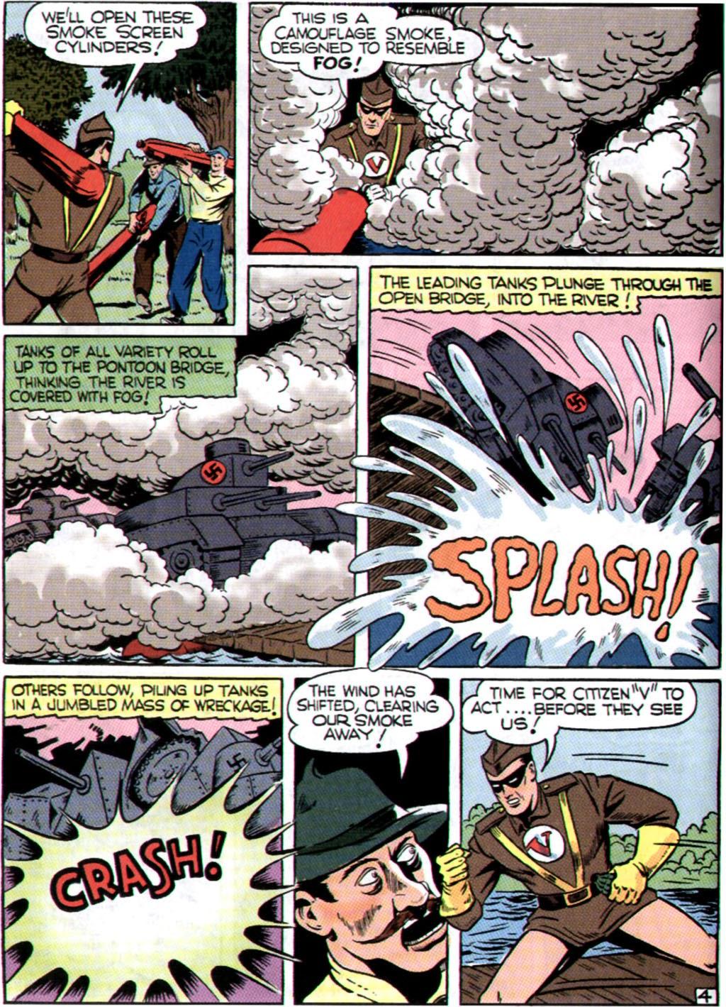 Read online Comedy Comics (1942) comic -  Issue #9 - 23