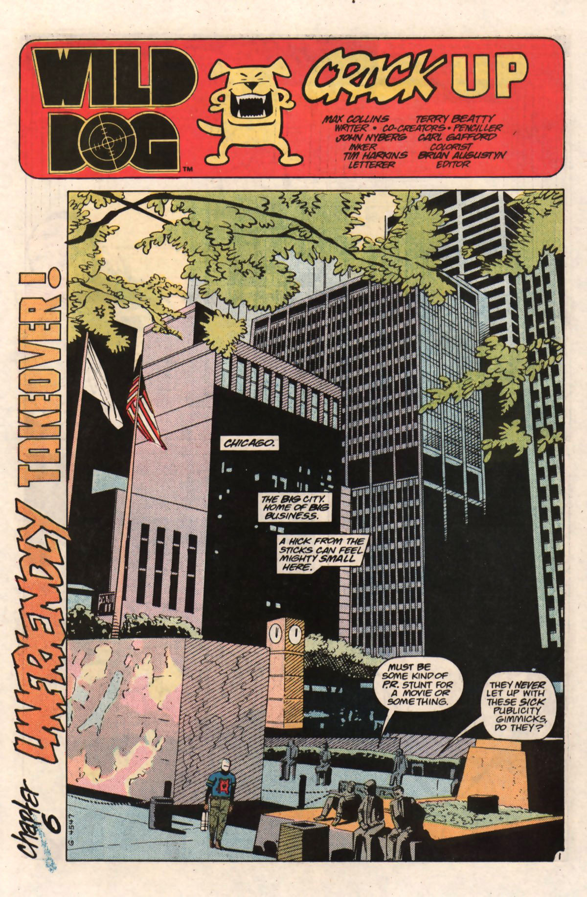 Read online Action Comics (1938) comic -  Issue #641 - 42