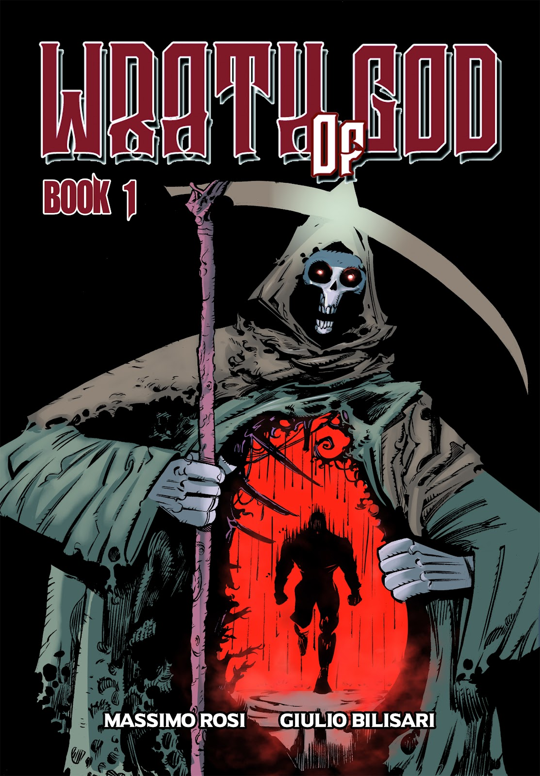 Read online Wrath of God comic -  Issue # _TPB - 1