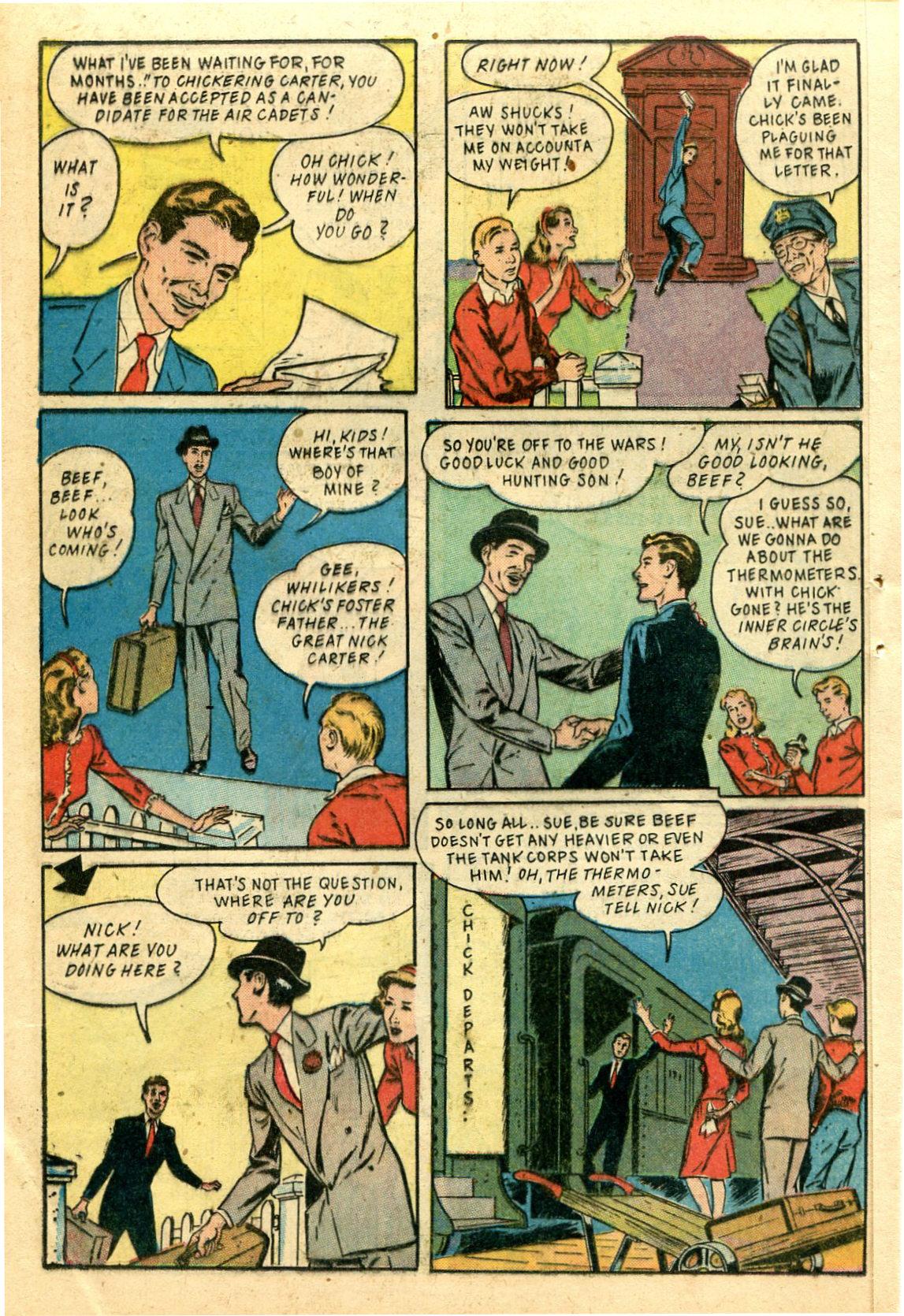 Read online Shadow Comics comic -  Issue #44 - 41