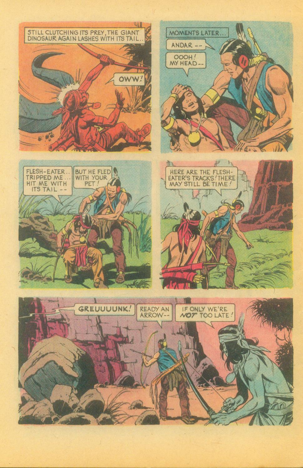 Read online Turok, Son of Stone comic -  Issue #89 - 32