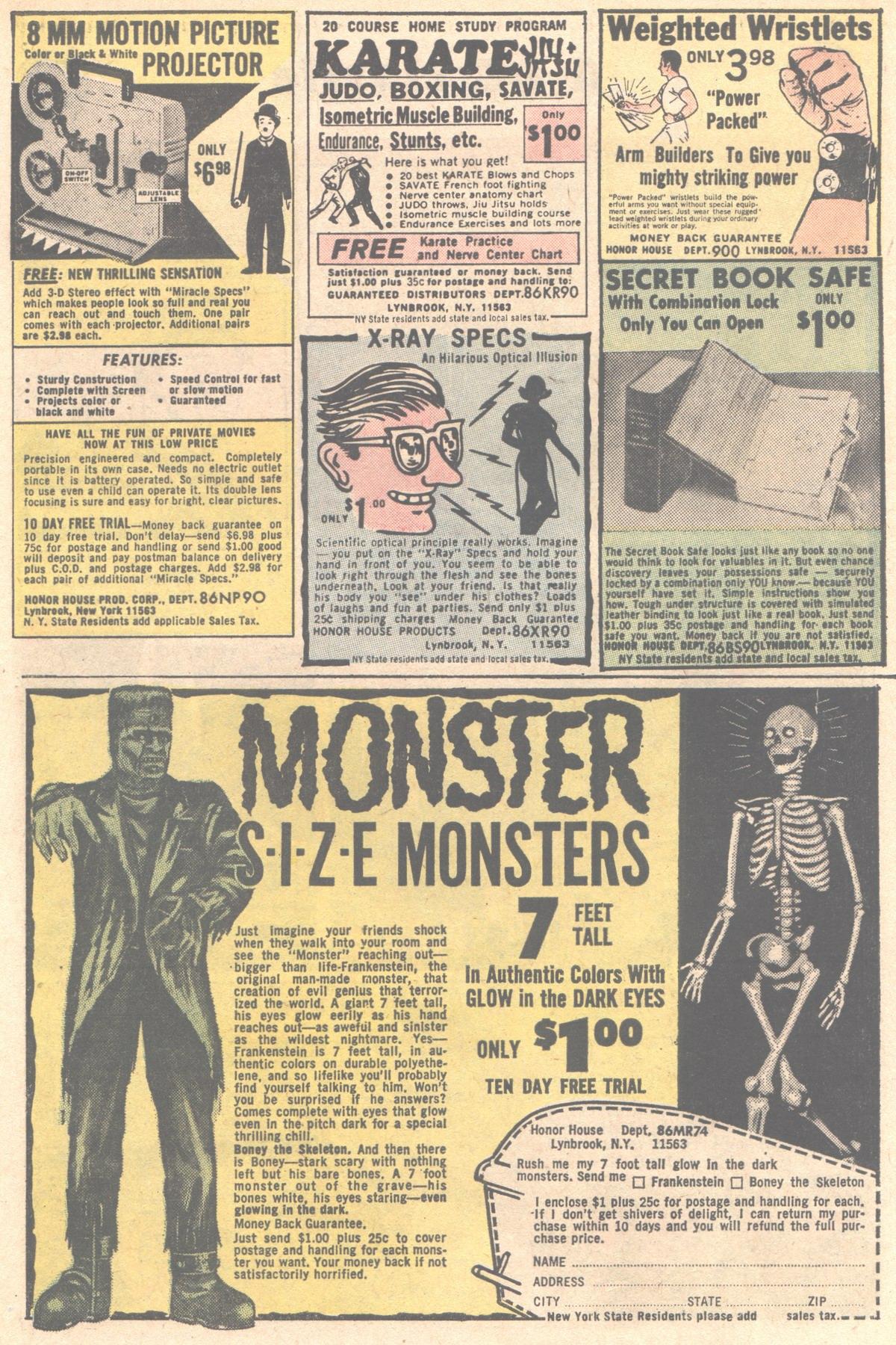 Read online Adventure Comics (1938) comic -  Issue #420 - 42