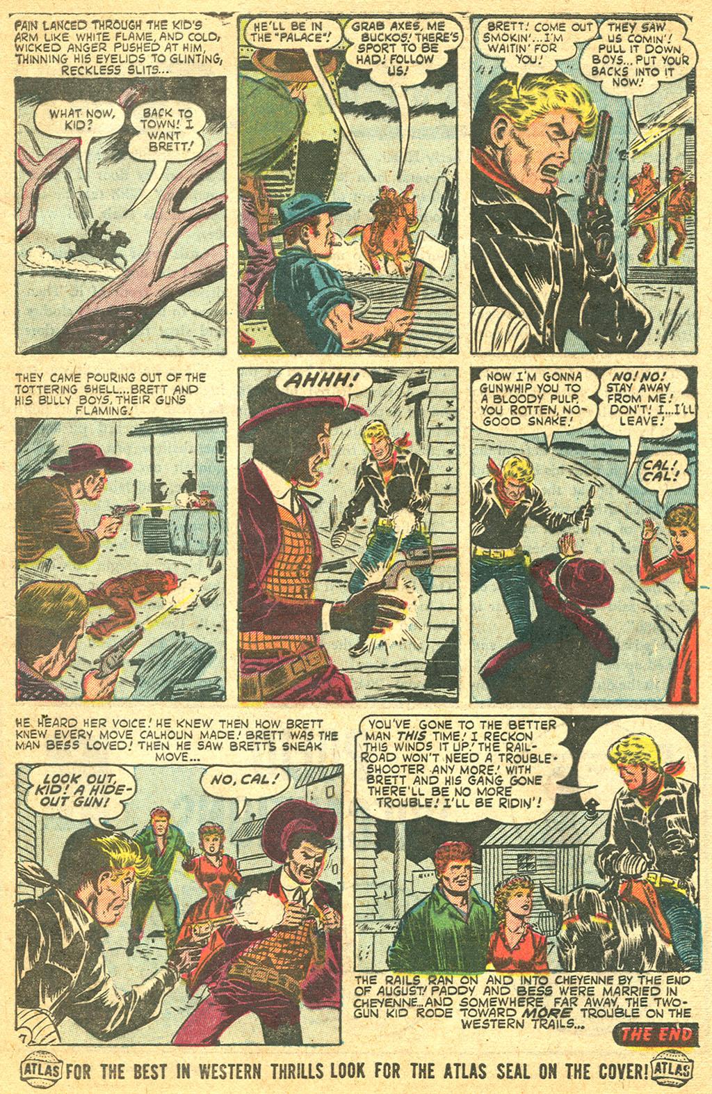 Read online Two-Gun Kid comic -  Issue #11 - 9