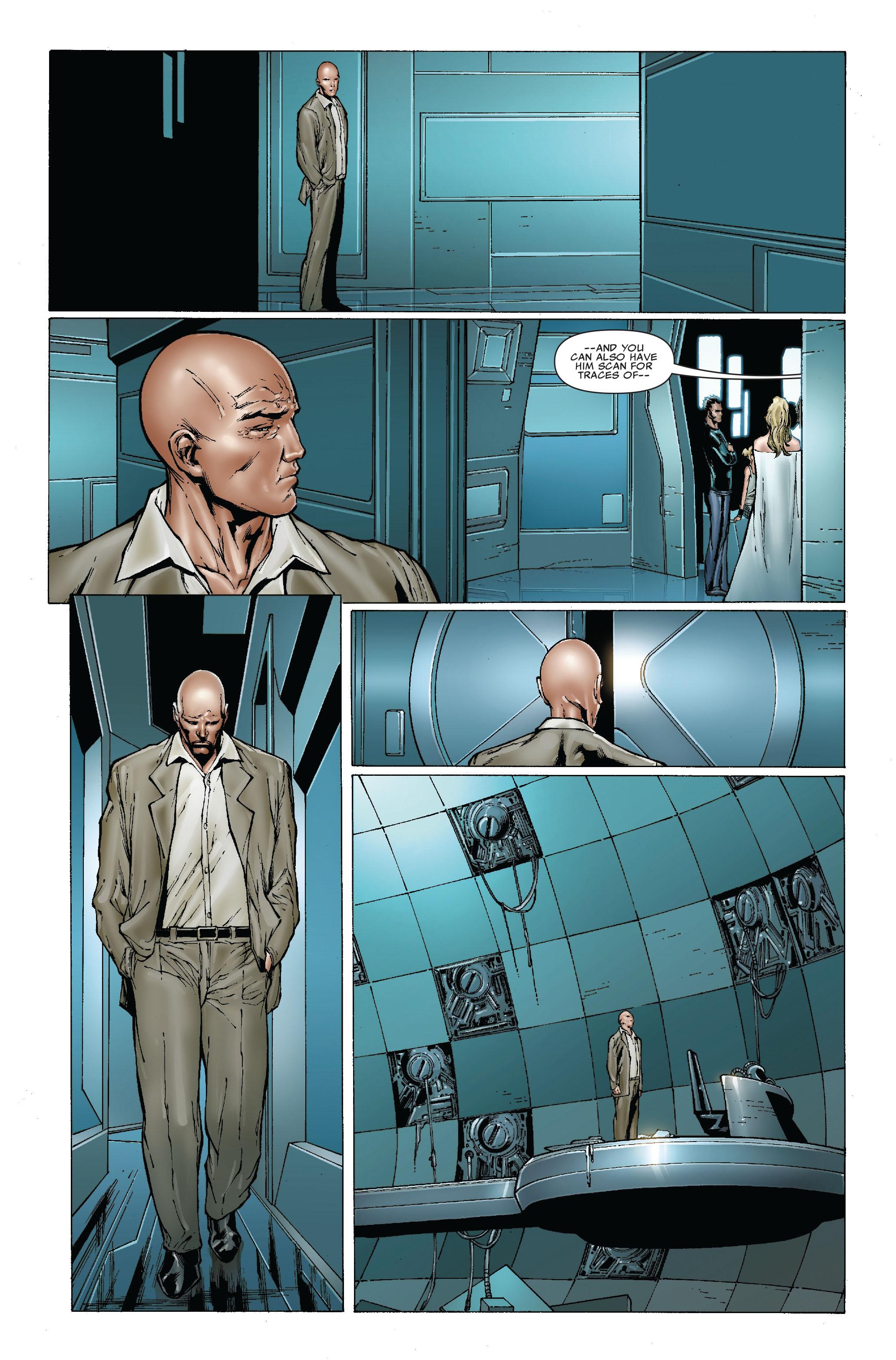 Read online Uncanny X-Men (1963) comic -  Issue #492 - 18