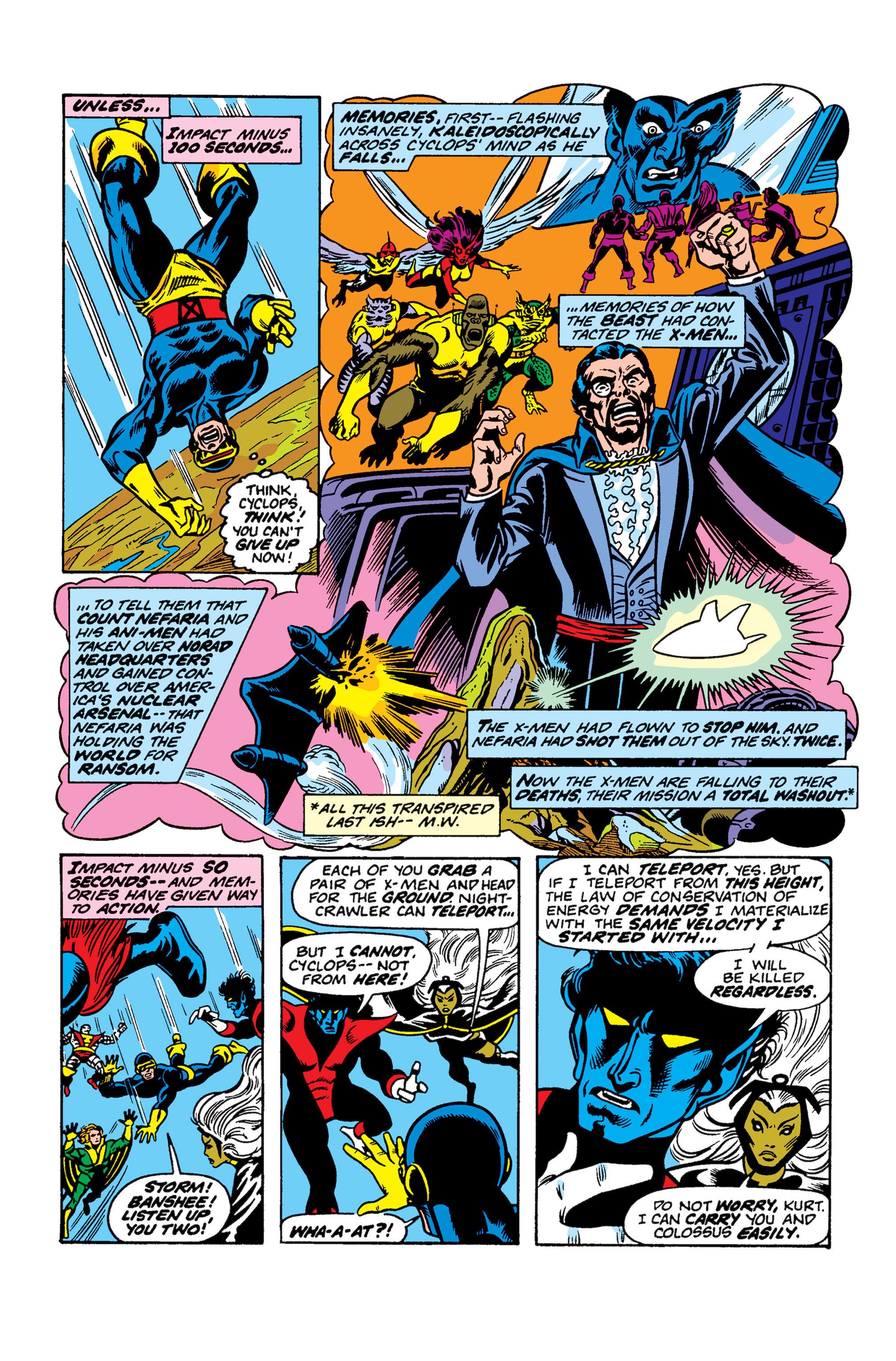 Uncanny X-Men (1963) 95 Page 2