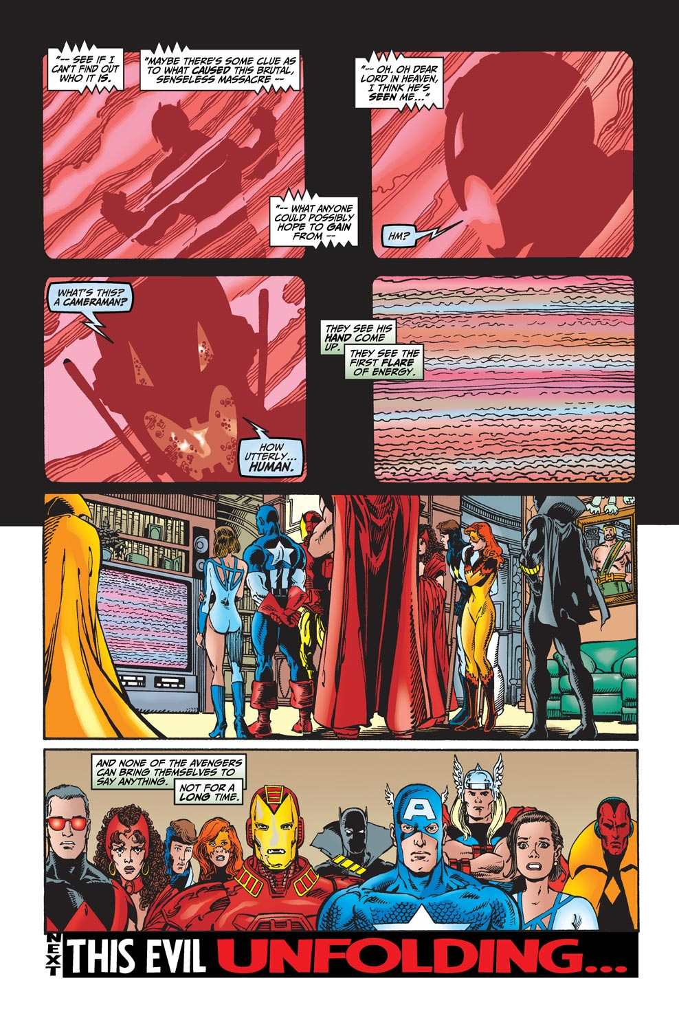 Read online Avengers (1998) comic -  Issue #19 - 23