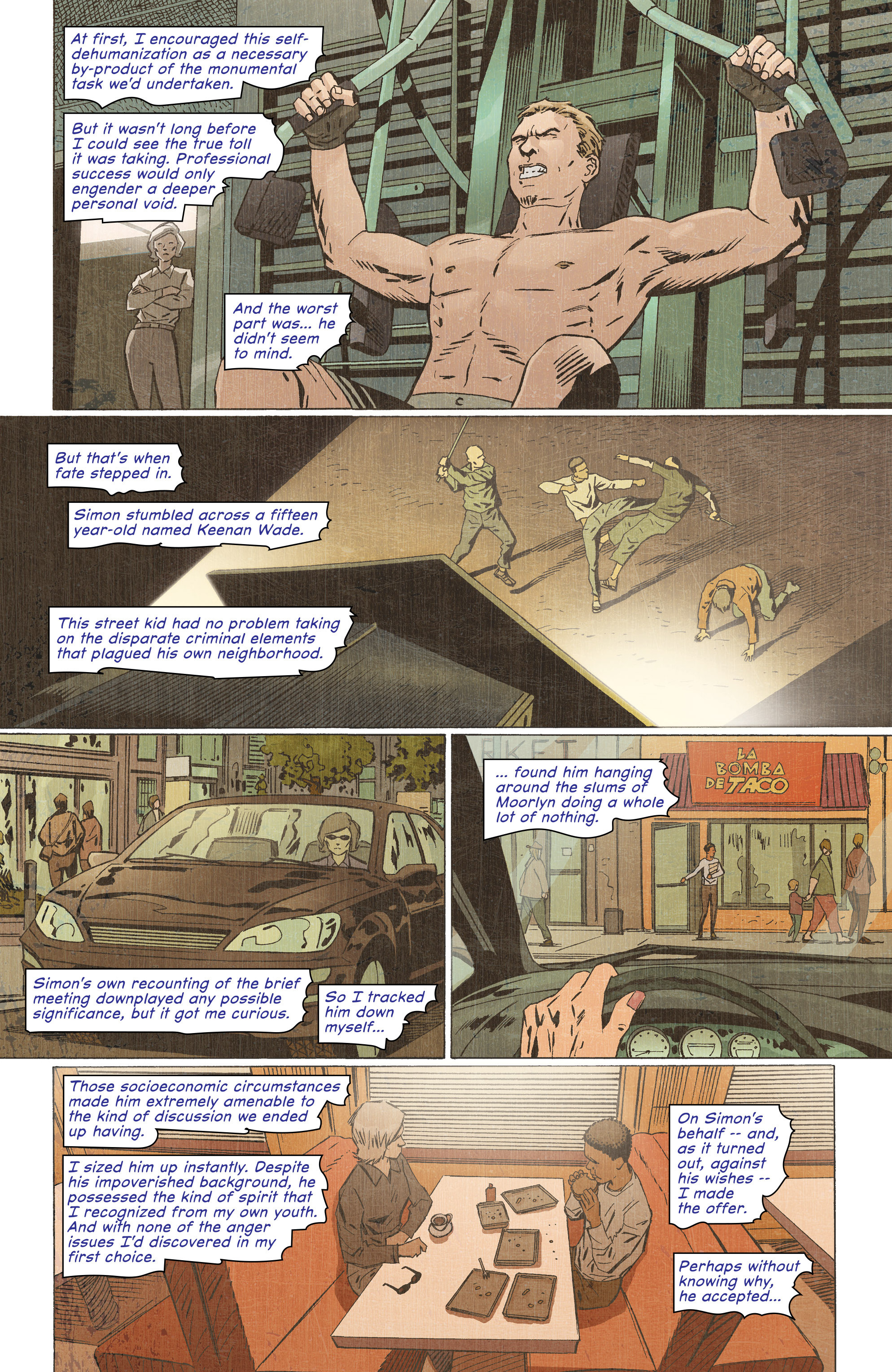 Read online Sex comic -  Issue #26 - 12