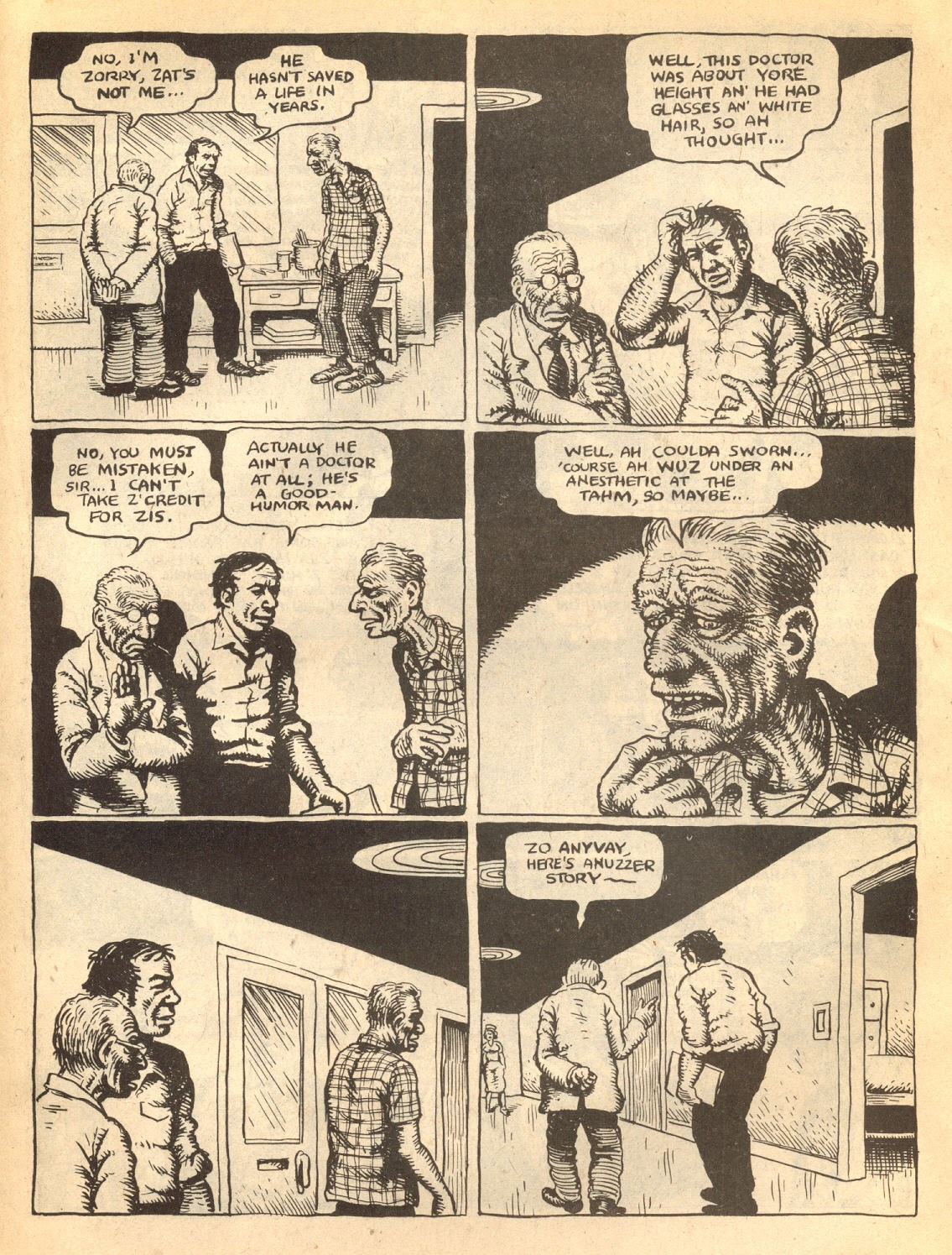 American Splendor (1976) issue 7 - Page 5