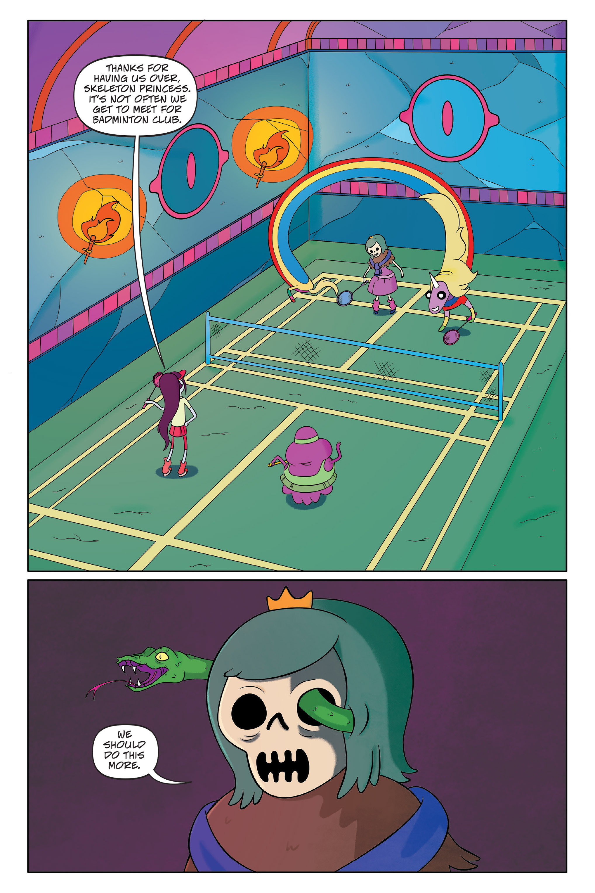 Read online Adventure Time comic -  Issue #Adventure Time _TPB 7 - 82