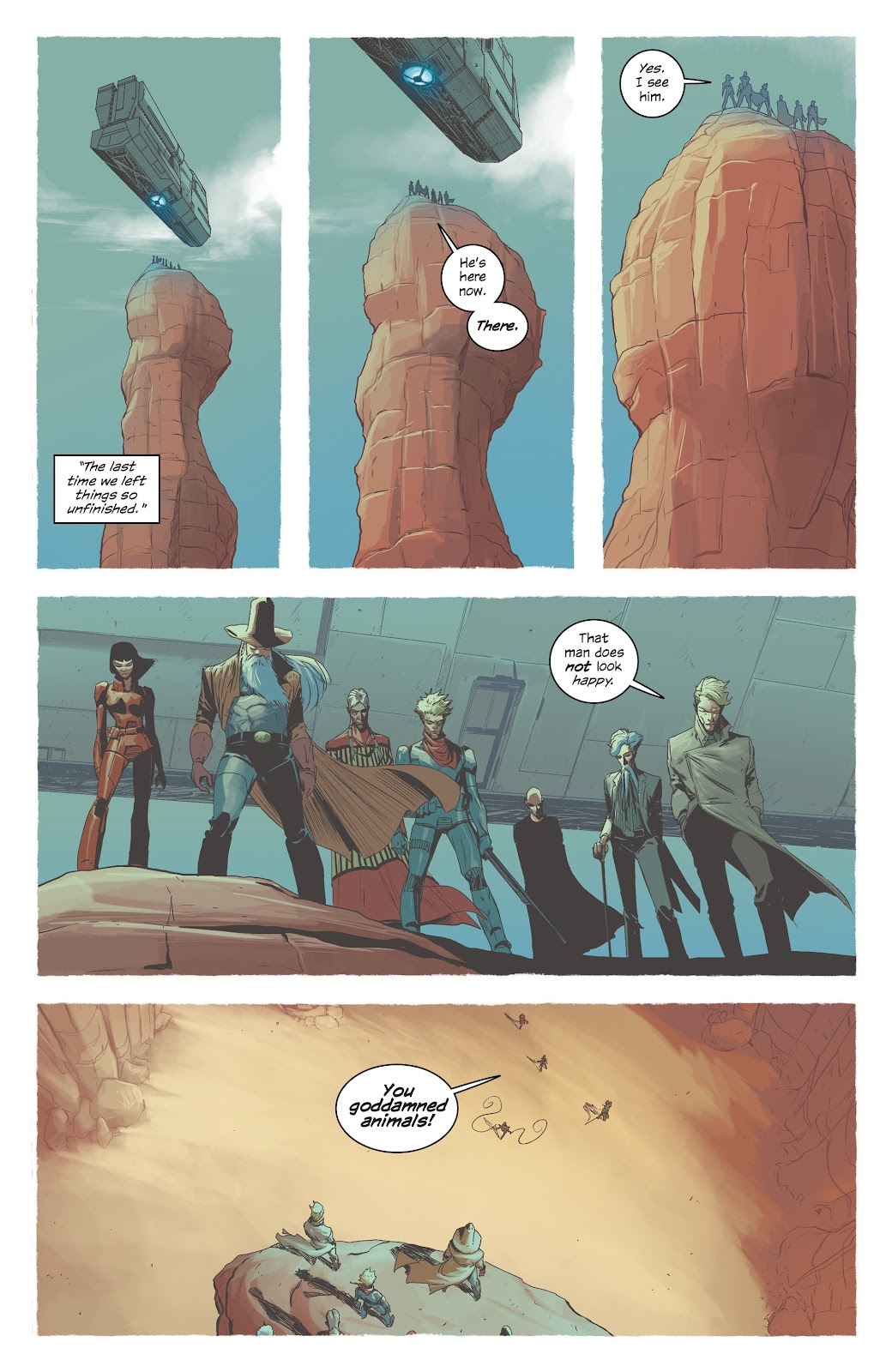 Read online East Of West comic -  Issue #42 - 7
