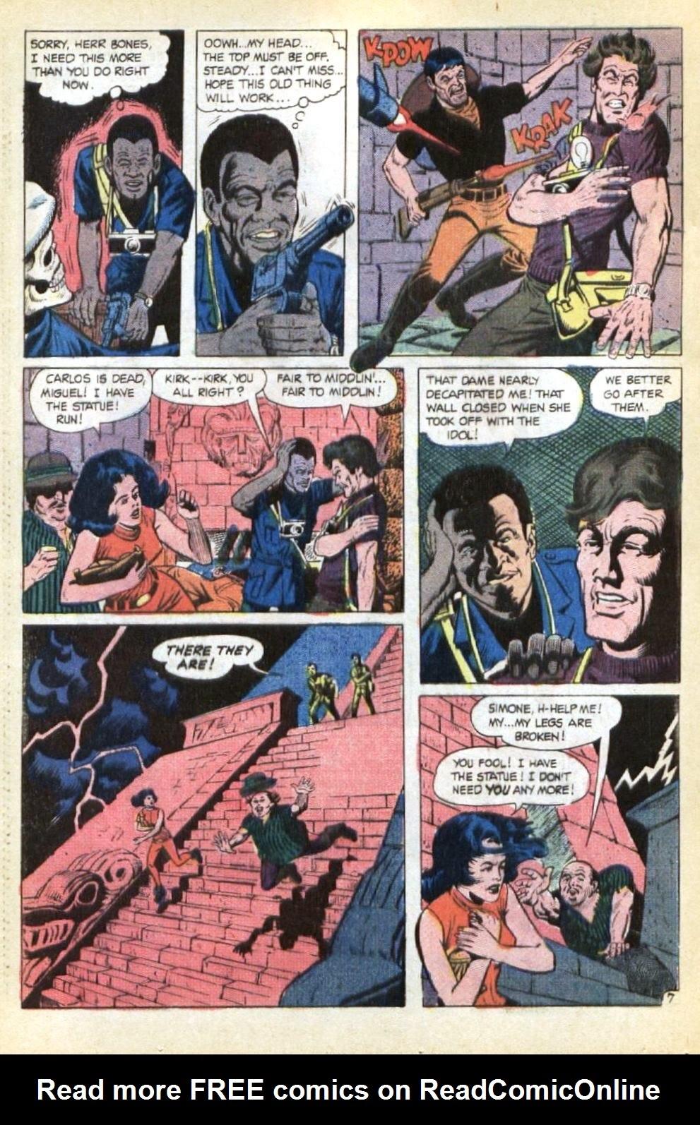 Strange Suspense Stories (1967) issue 3 - Page 20