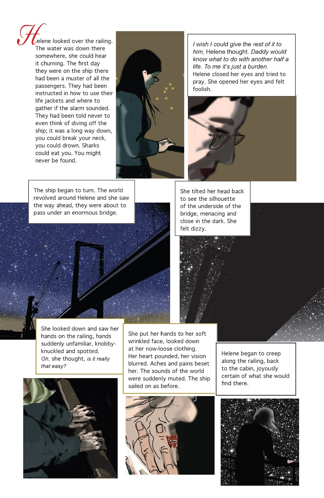 Read online Shadow Show: Stories in Celebration of Ray Bradbury comic -  Issue #2 - 25