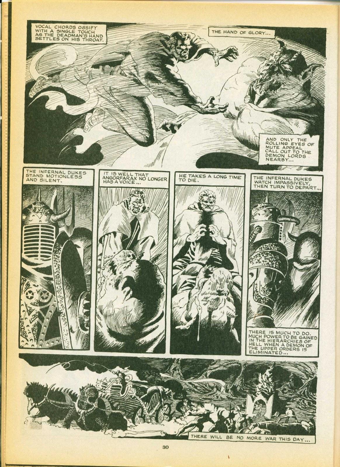 Warrior Issue #8 #9 - English 30