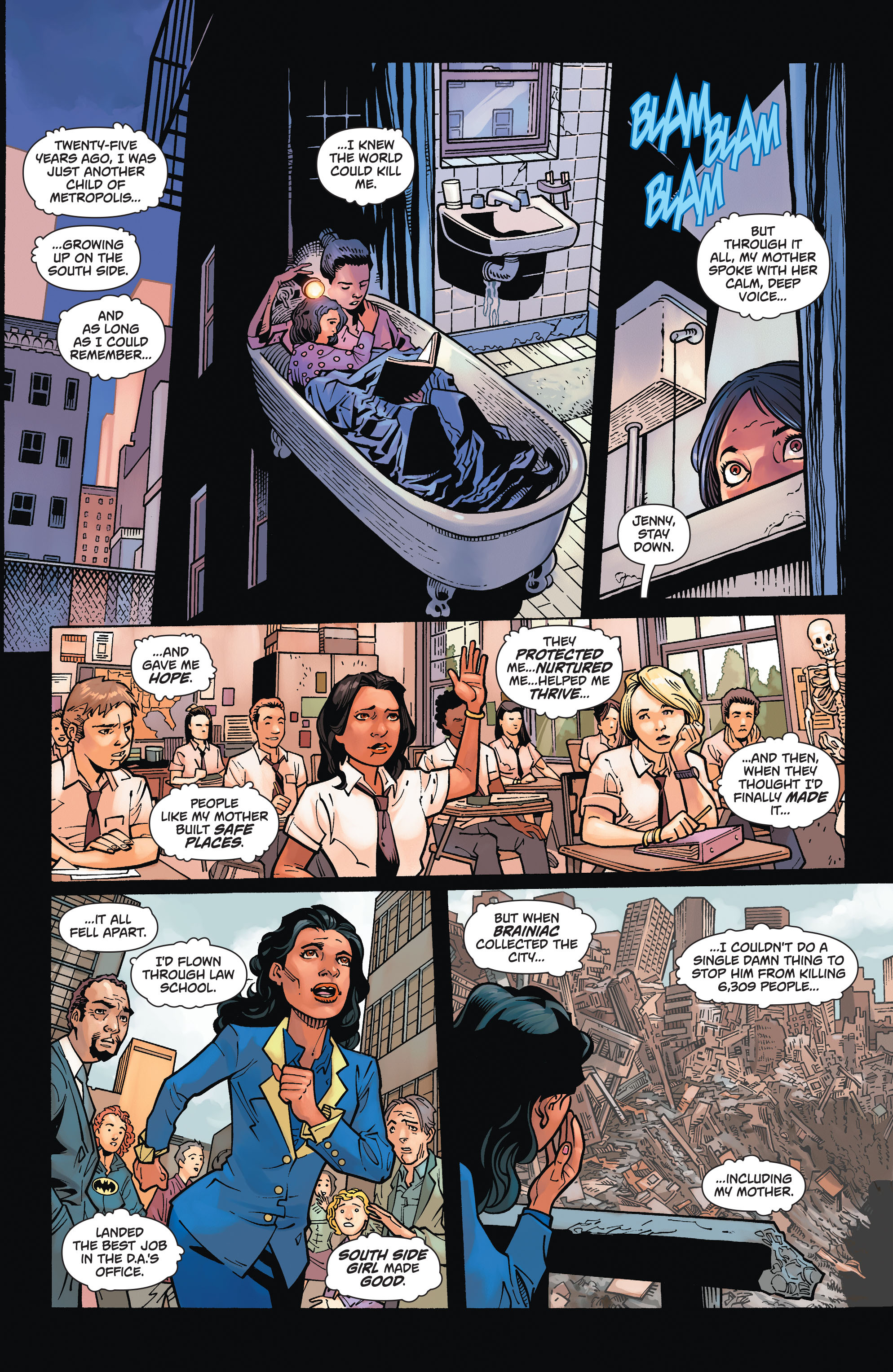 Read online Action Comics (2011) comic -  Issue #47 - 7