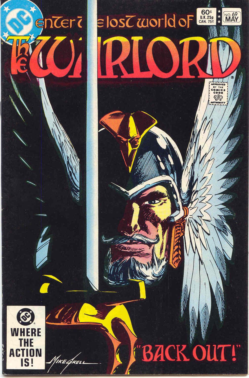 Warlord (1976) 69 Page 1