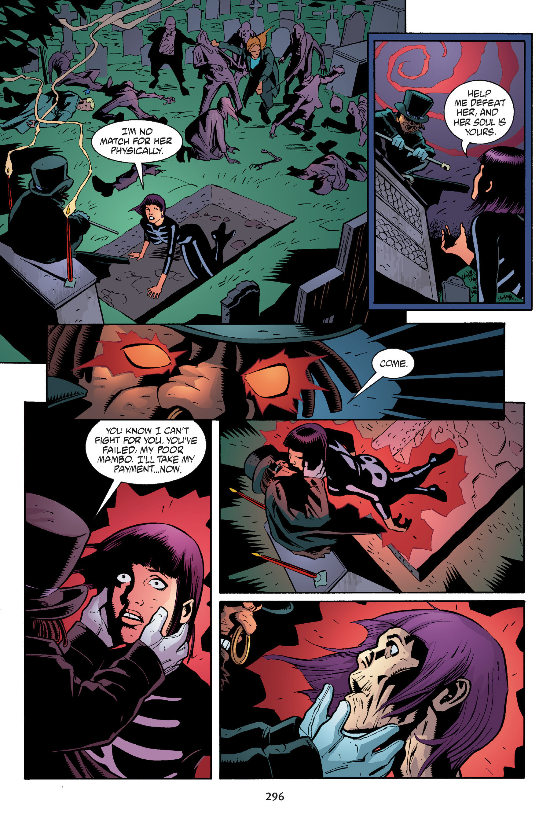 Read online Buffy the Vampire Slayer: Omnibus comic -  Issue # TPB 5 - 295