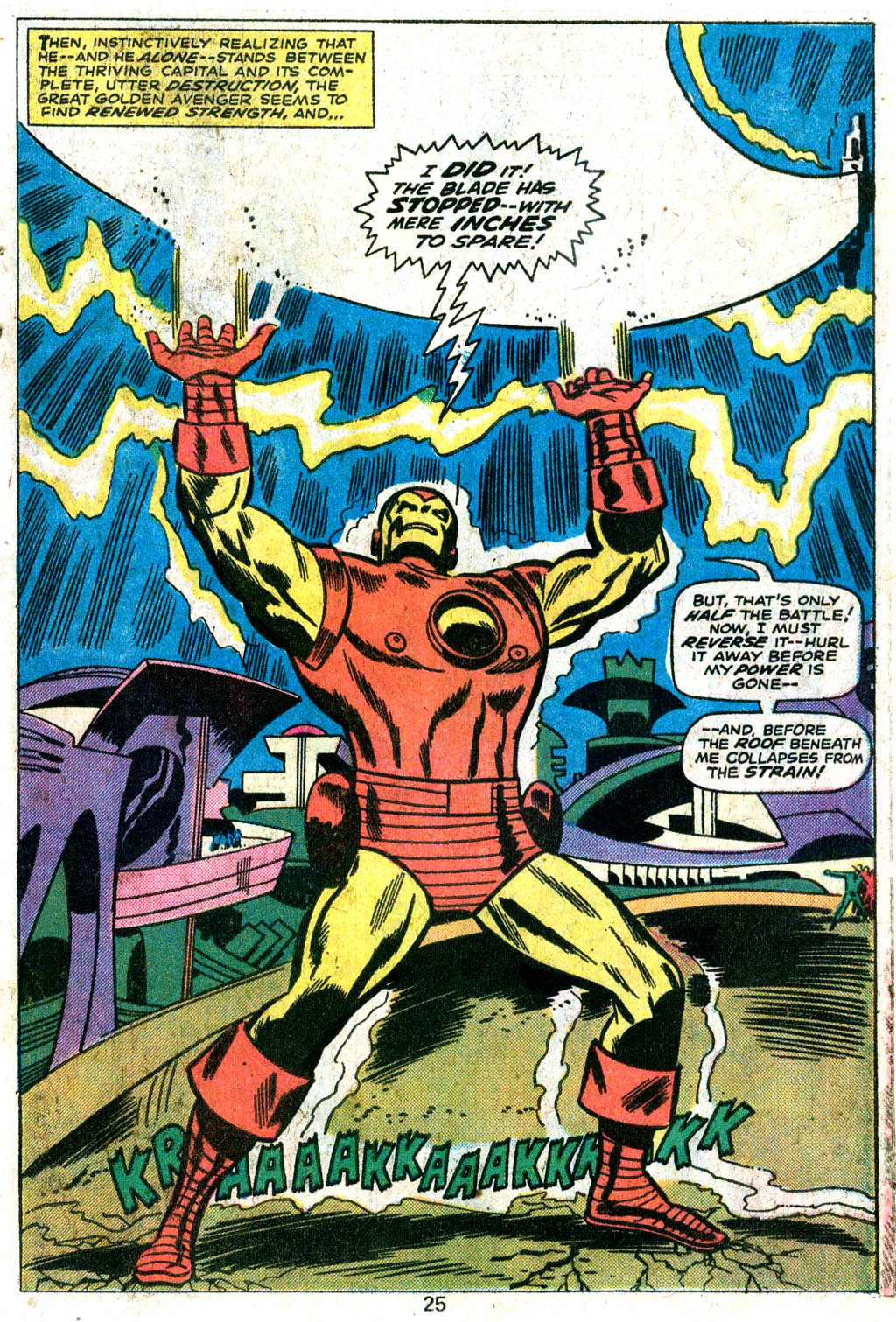 Giant-Size Avengers (1974) issue 5 - Page 20