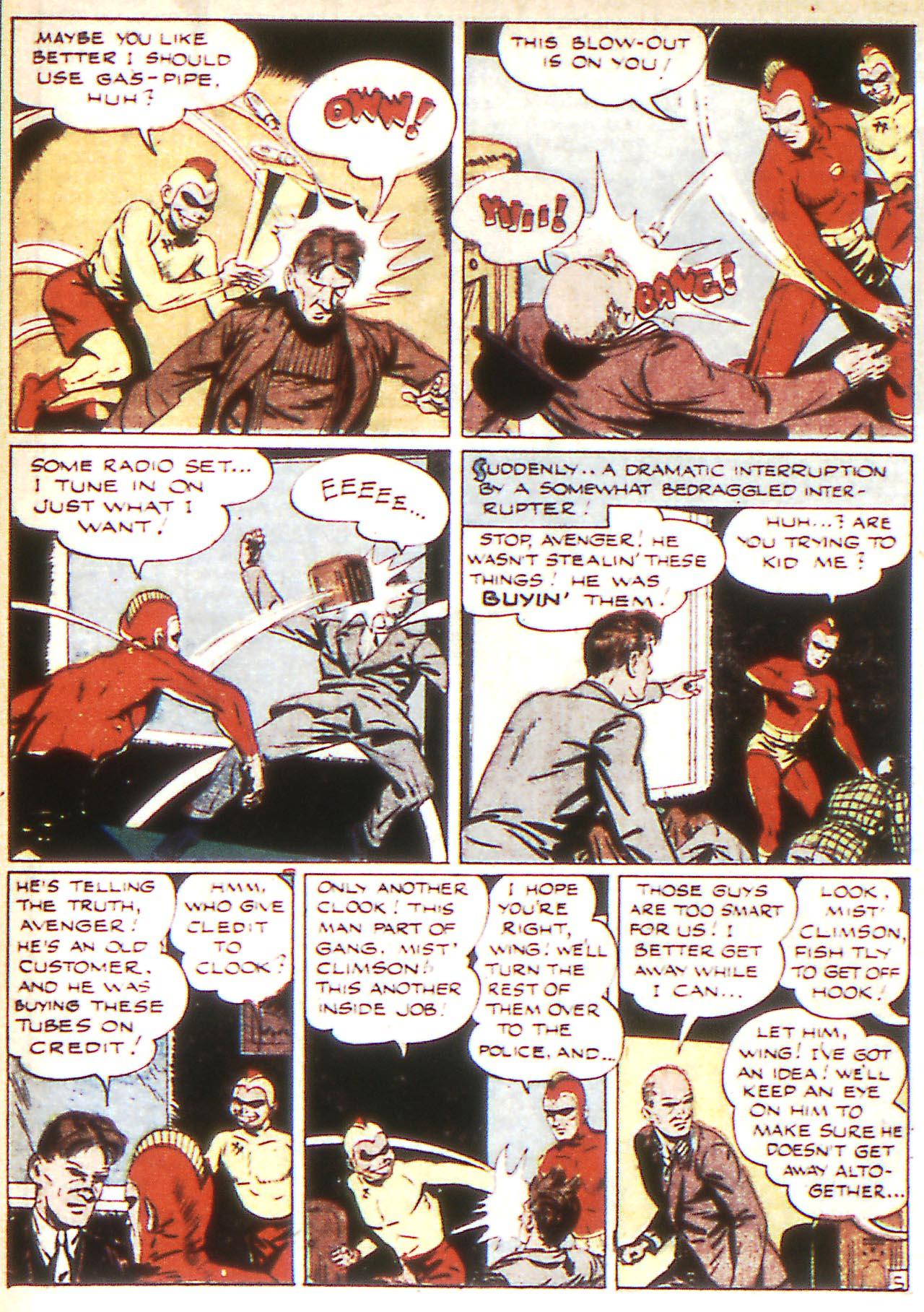 Read online Detective Comics (1937) comic -  Issue #81 - 30
