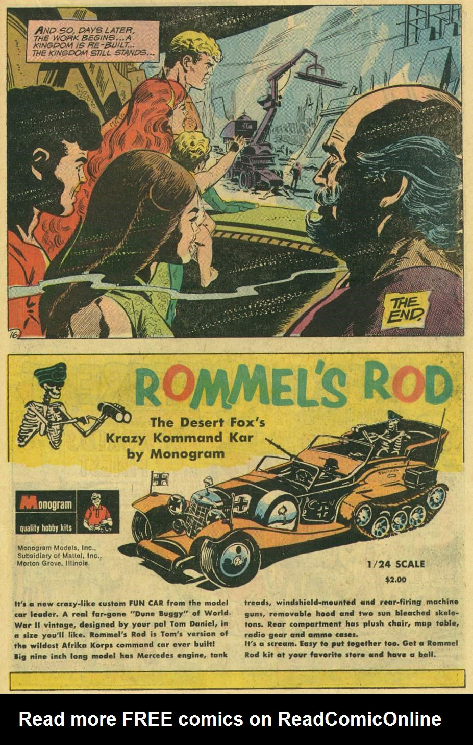 Read online Aquaman (1962) comic -  Issue #48 - 23