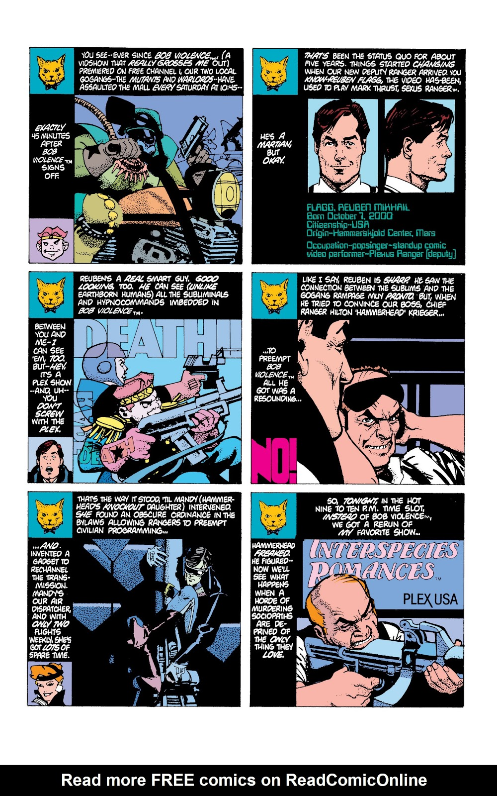 American Flagg! issue Definitive Collection (Part 1) - Page 54
