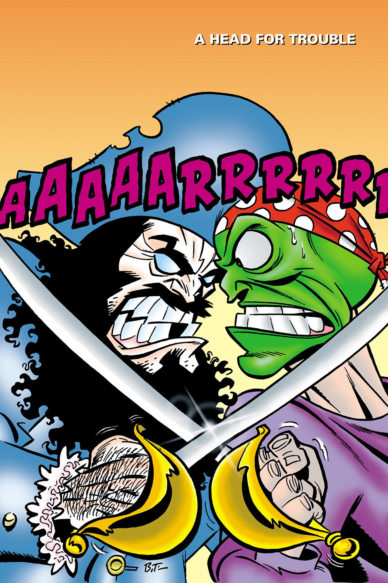 Read online Adventures Of The Mask Omnibus comic -  Issue #Adventures Of The Mask Omnibus Full - 159