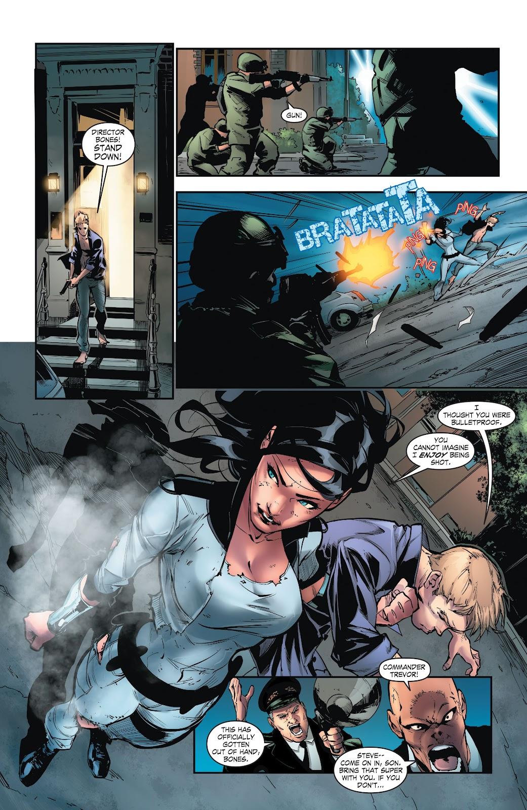 Read online Smallville Season 11 [II] comic -  Issue # TPB 5 - 64