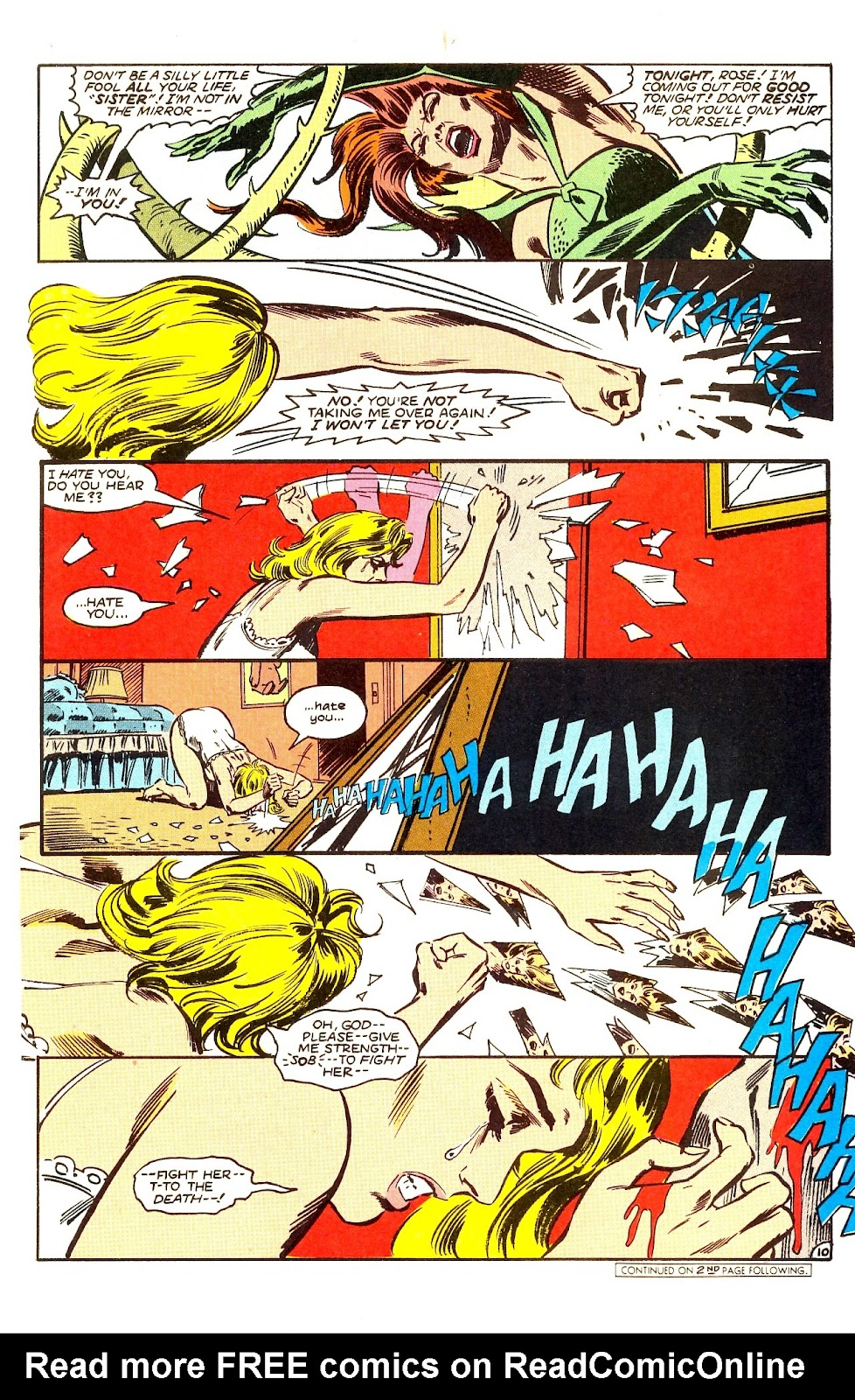 Infinity Inc. (1984) issue Annual 1 - Page 12