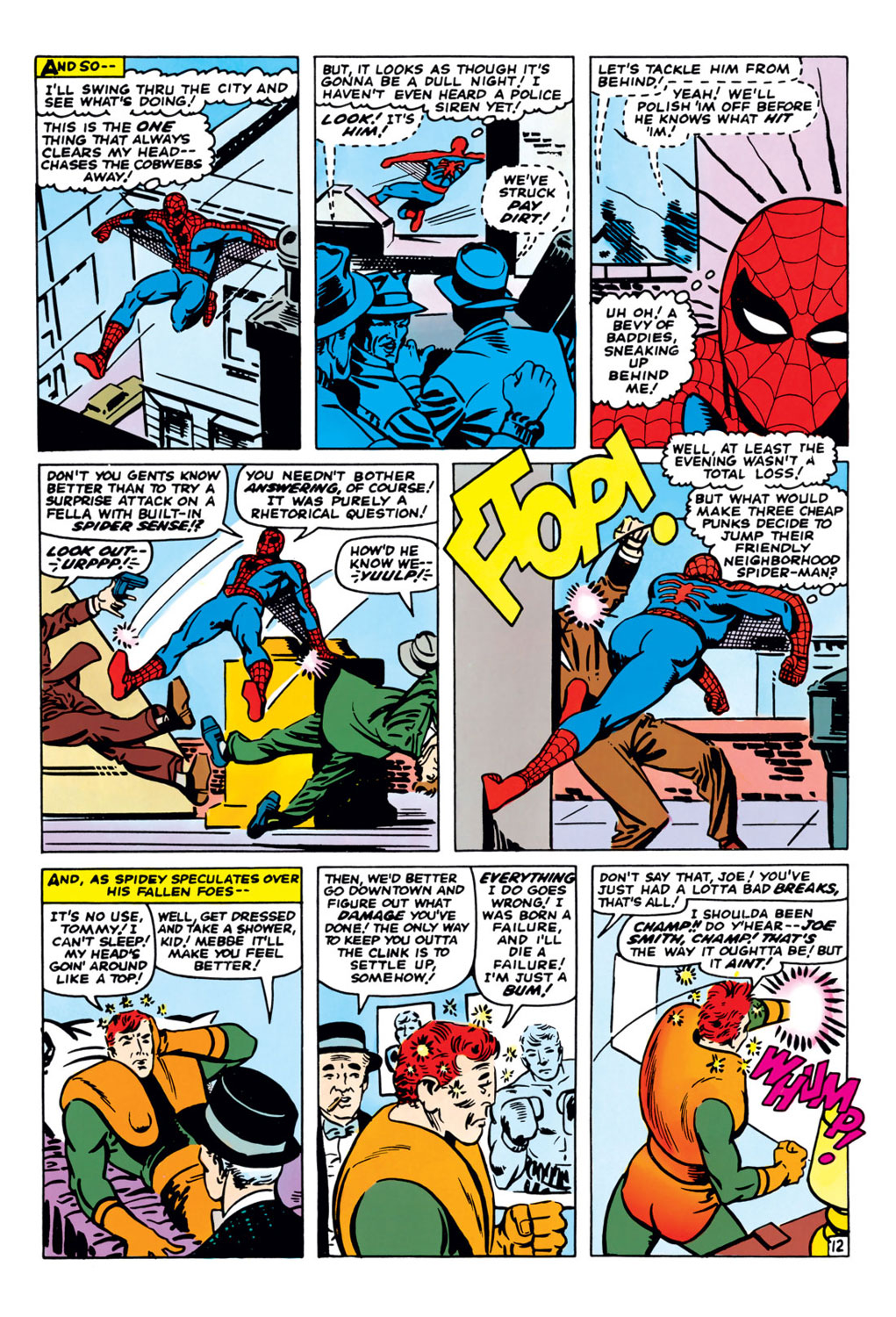 The Amazing Spider-Man (1963) 38 Page 12
