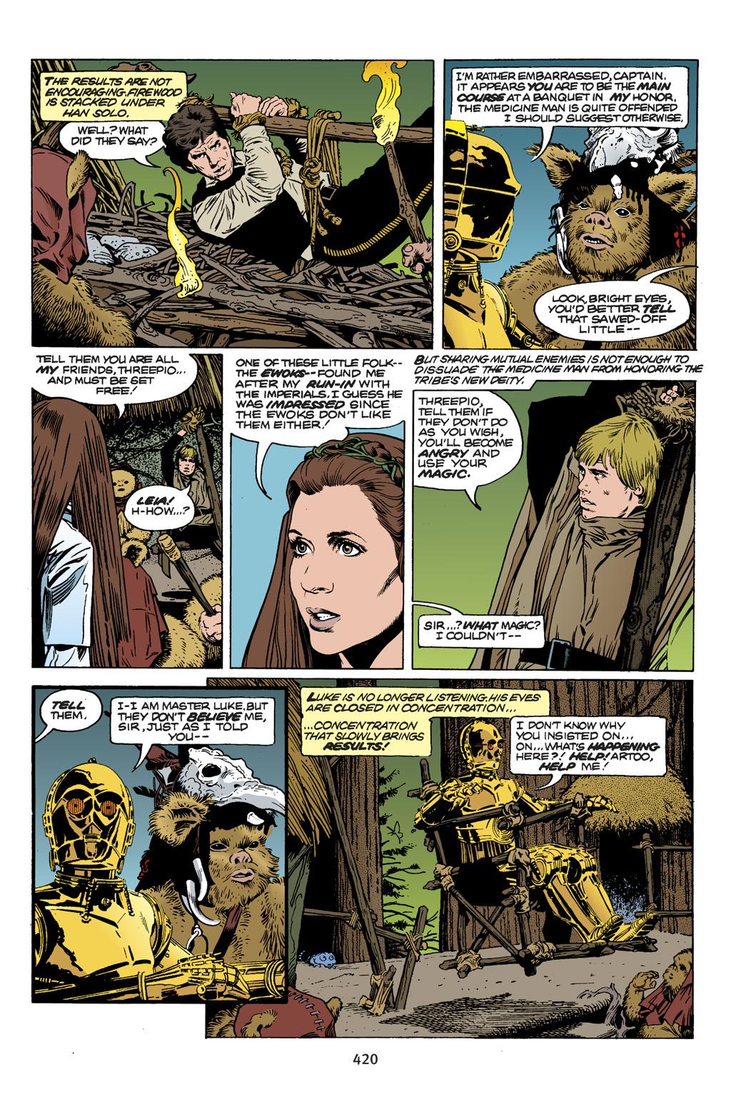 Read online Star Wars Omnibus comic -  Issue # Vol. 18.5 - 137