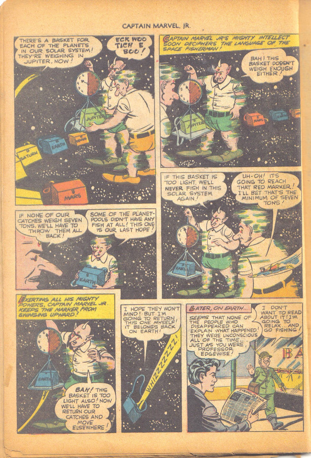 Captain Marvel, Jr. issue 95 - Page 19