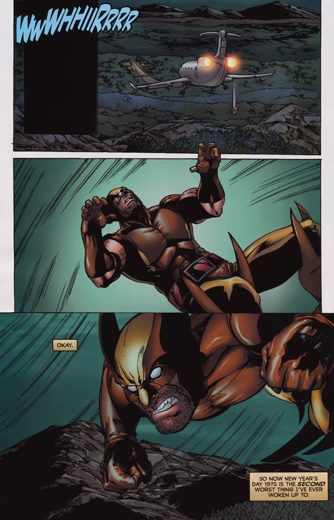 Read online Wolverine: First Class comic -  Issue #7 - 17
