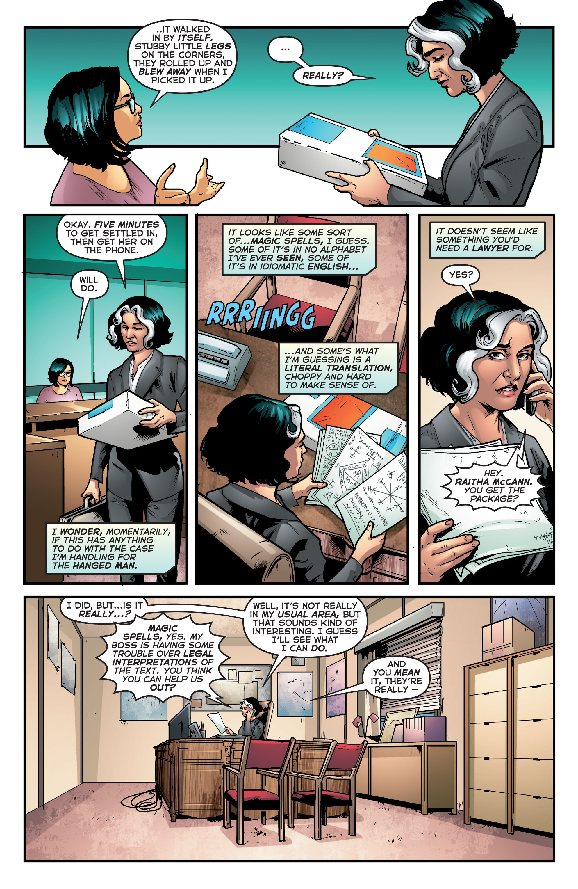 Read online Astro City comic -  Issue #40 - 6
