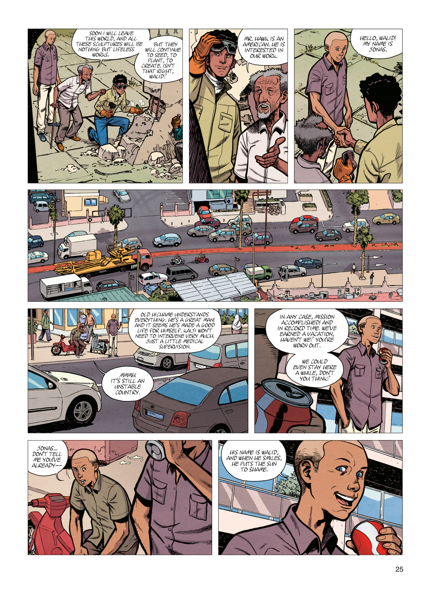 Read online Alter Ego comic -  Issue #4 - 27