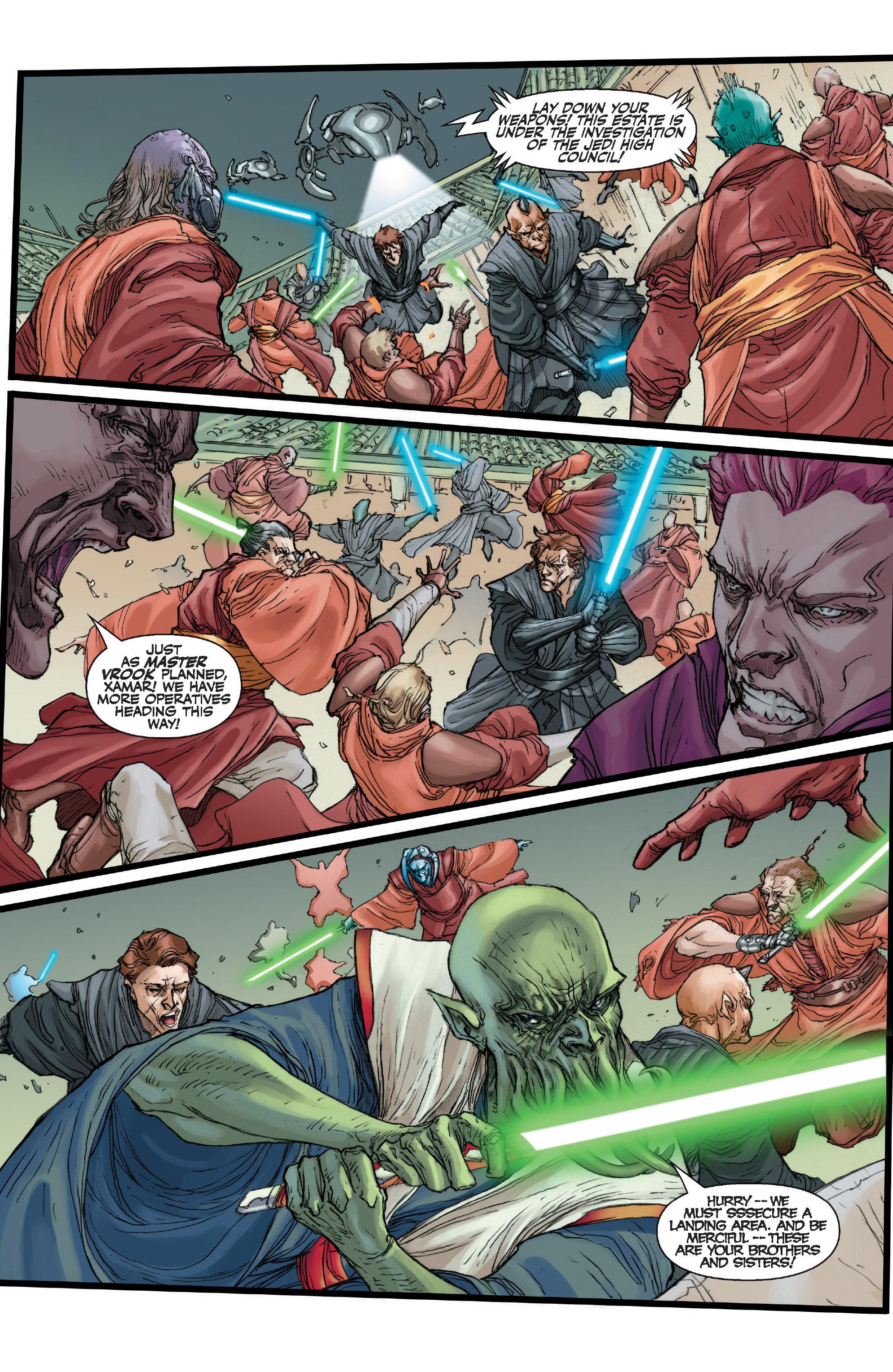 Read online Star Wars Omnibus comic -  Issue # Vol. 32 - 317