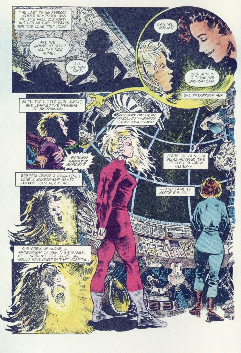 Read online Aliens: Earth War comic -  Issue #1 - 6