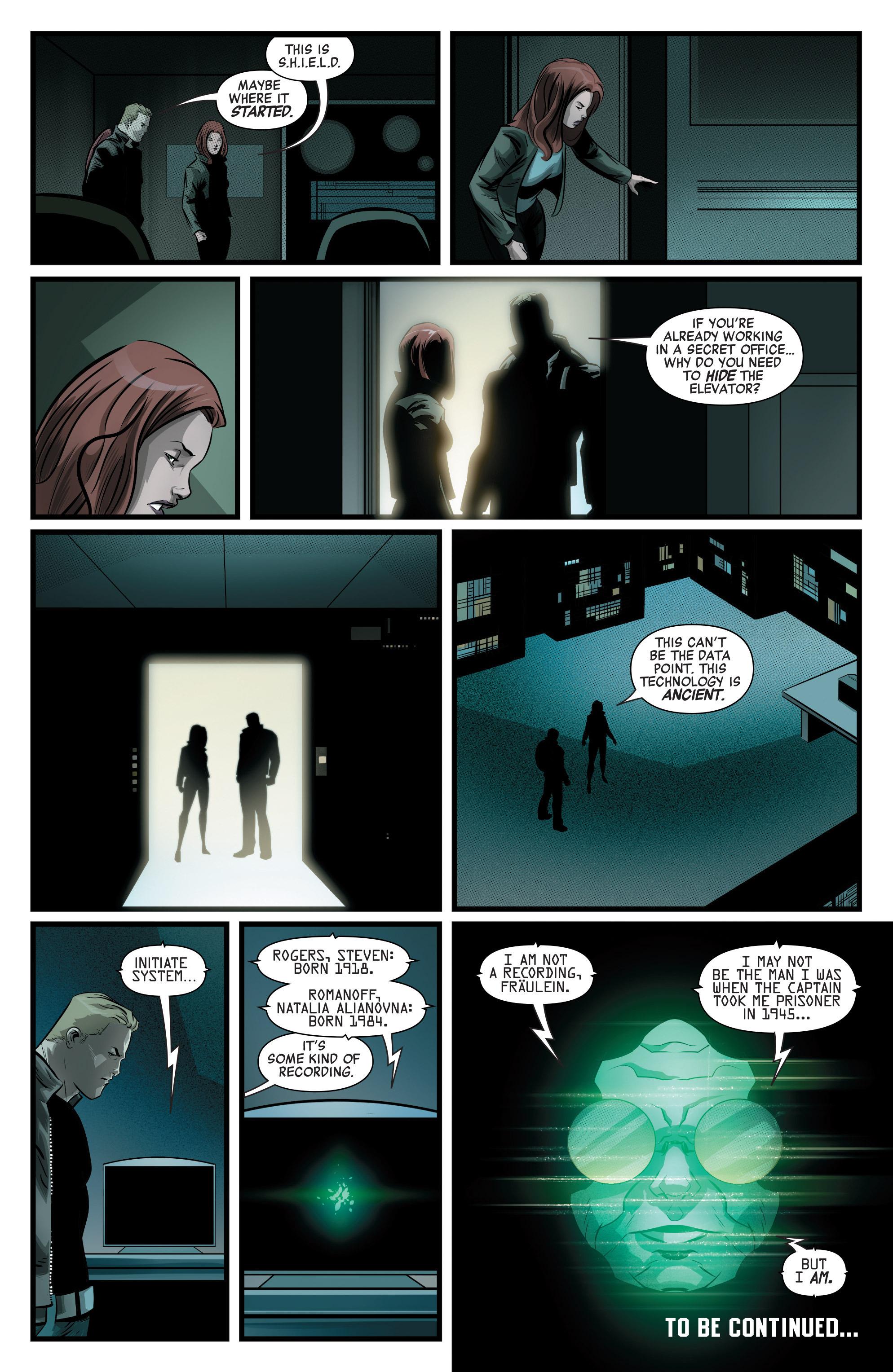 Read online Captain America: Civil War Prelude comic -  Issue #3 - 22