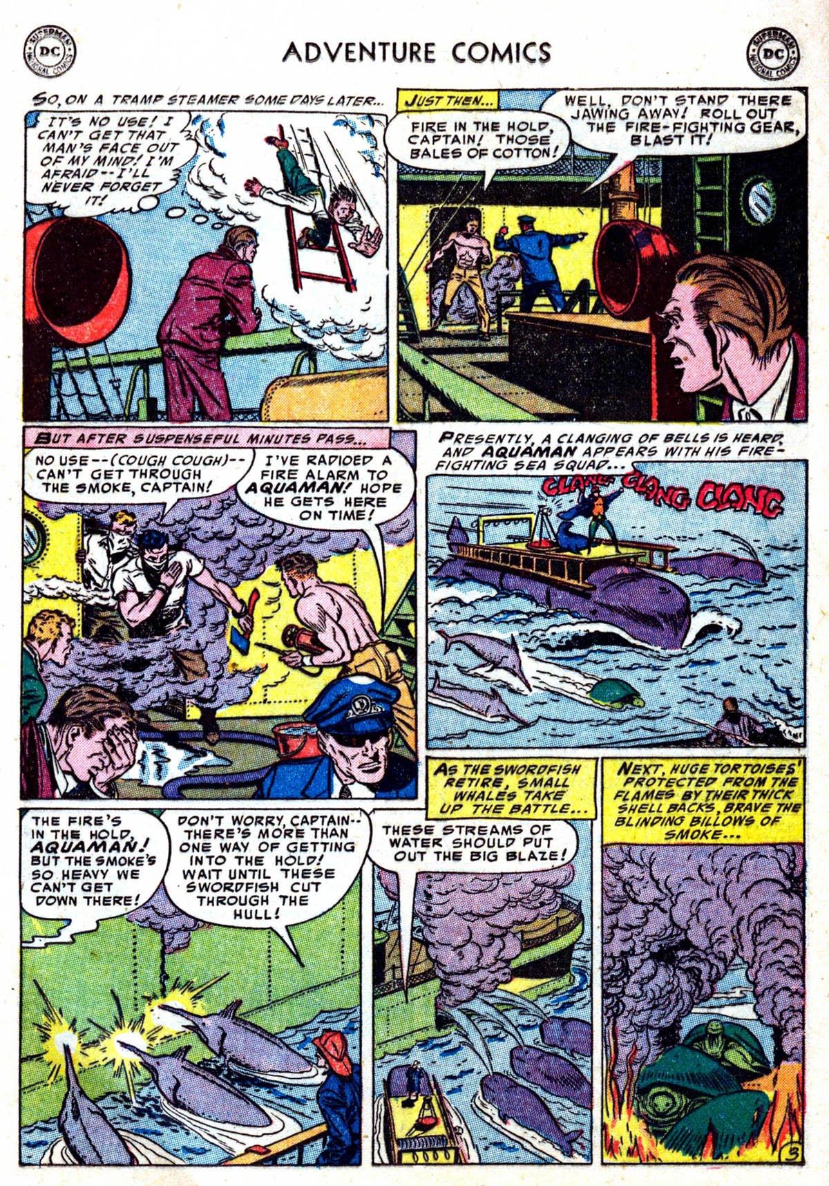 Read online Adventure Comics (1938) comic -  Issue #199 - 16